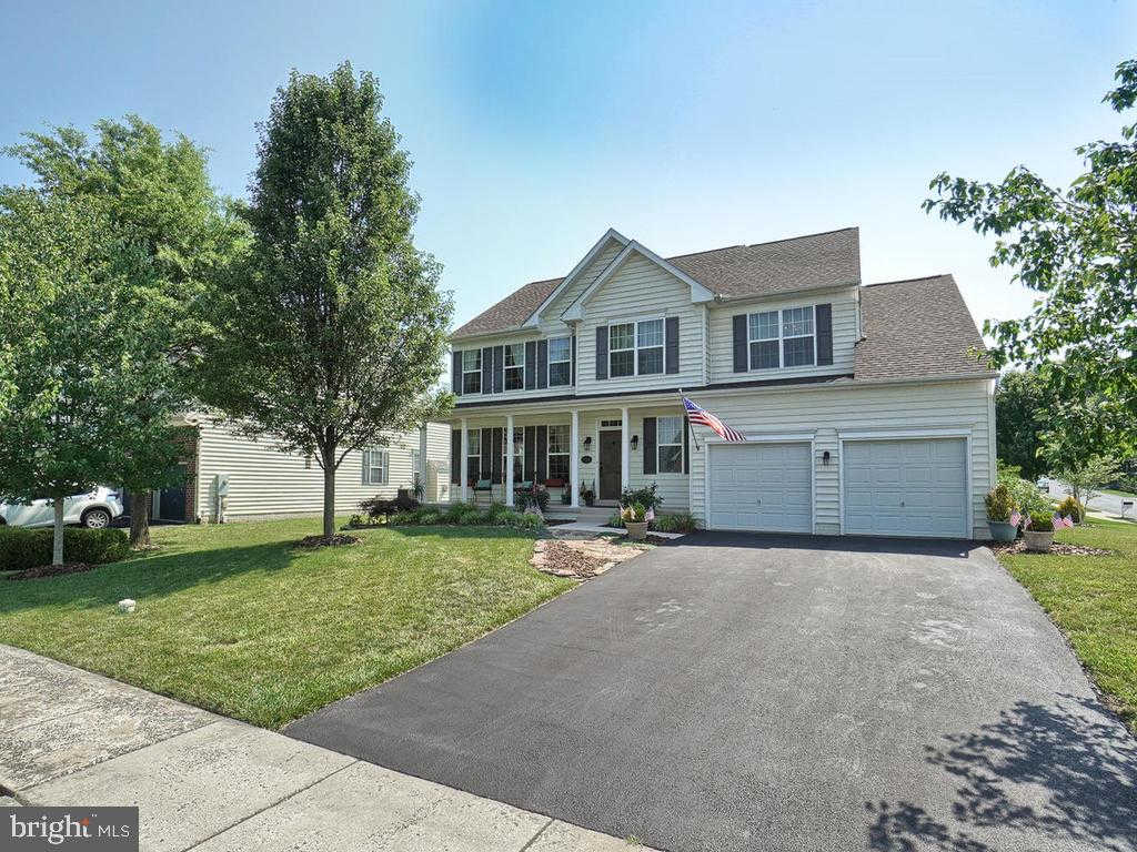1714 Canal Run Drive, Point Of Rocks, MD 21777 is now new to the market!
