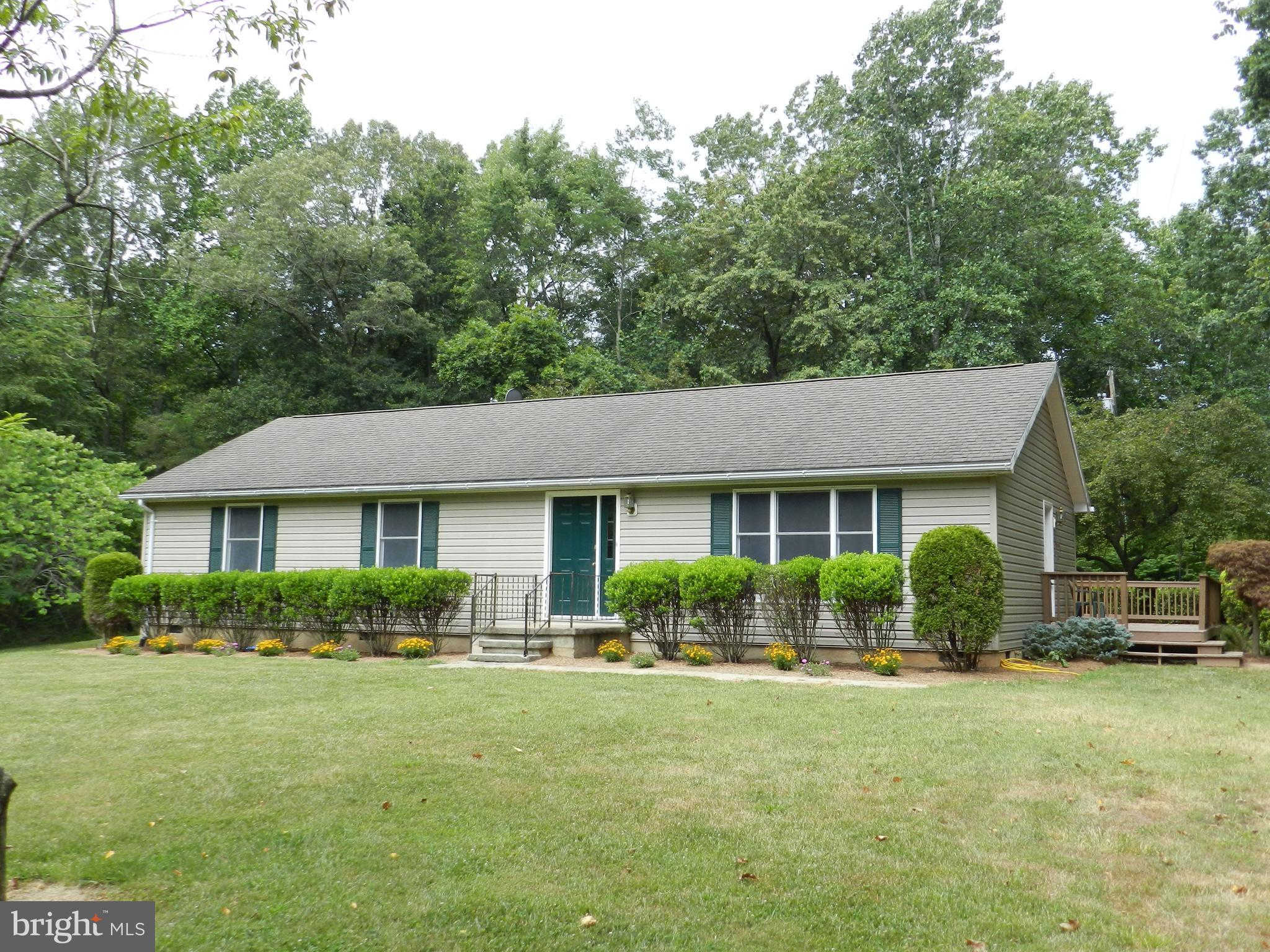 8458 Settle School Road, Rixeyville, VA 22737 now has a new price of $278,500!