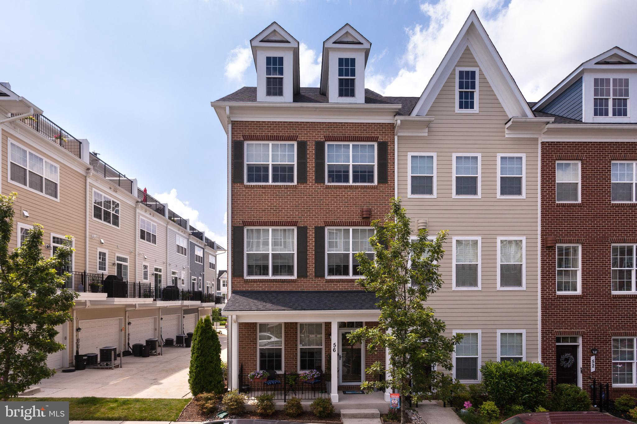 56 Linden Place, Towson, MD 21286 now has a new price of $513,000!