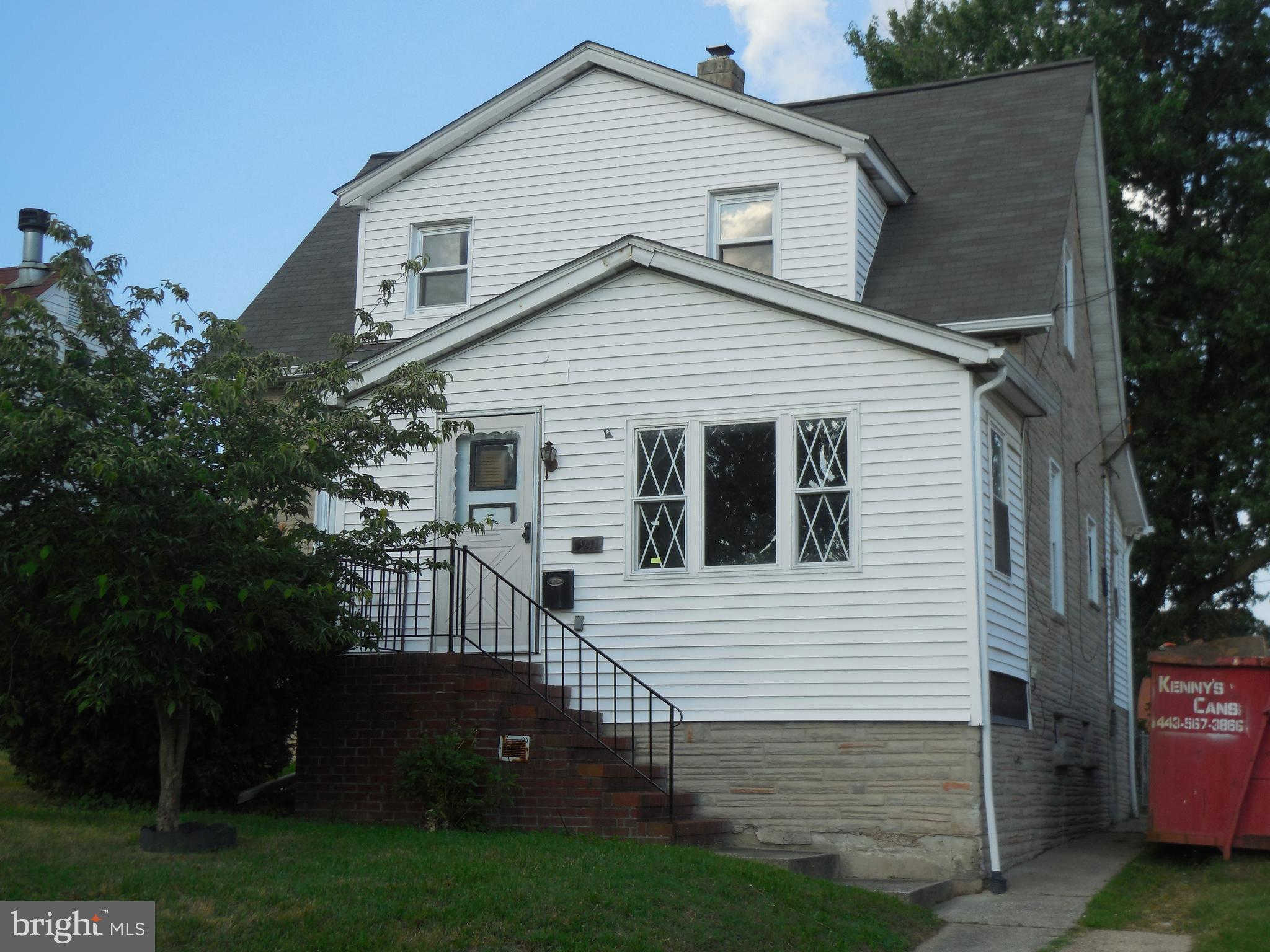 1911 August Avenue, Dundalk, MD 21222 now has a new price of $149,000!