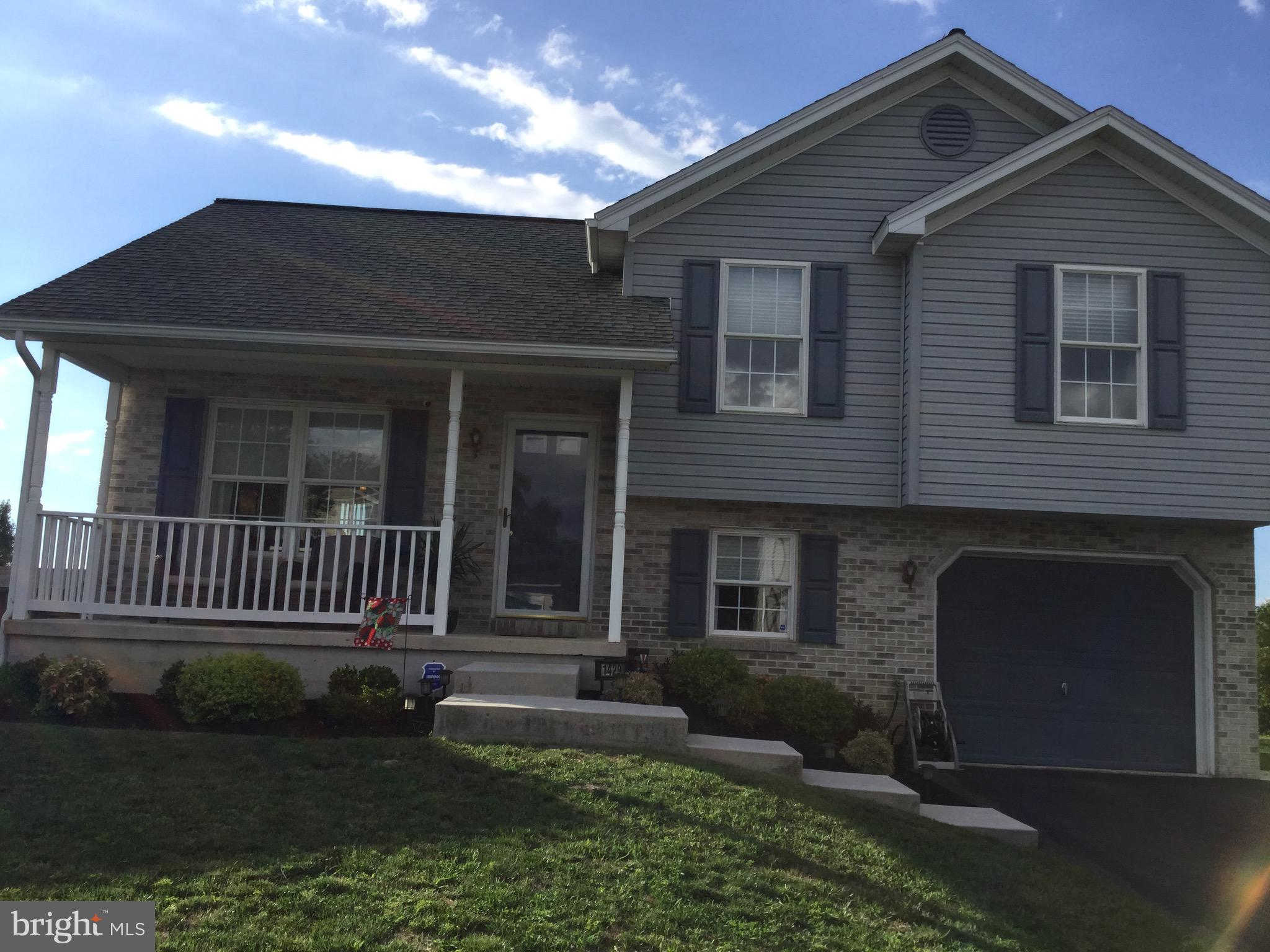 1429 Mountain Shadow Terrace, Fayetteville, PA 17222 is now new to the market!