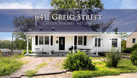 6411 Greig Street, Capitol Heights, MD 20743