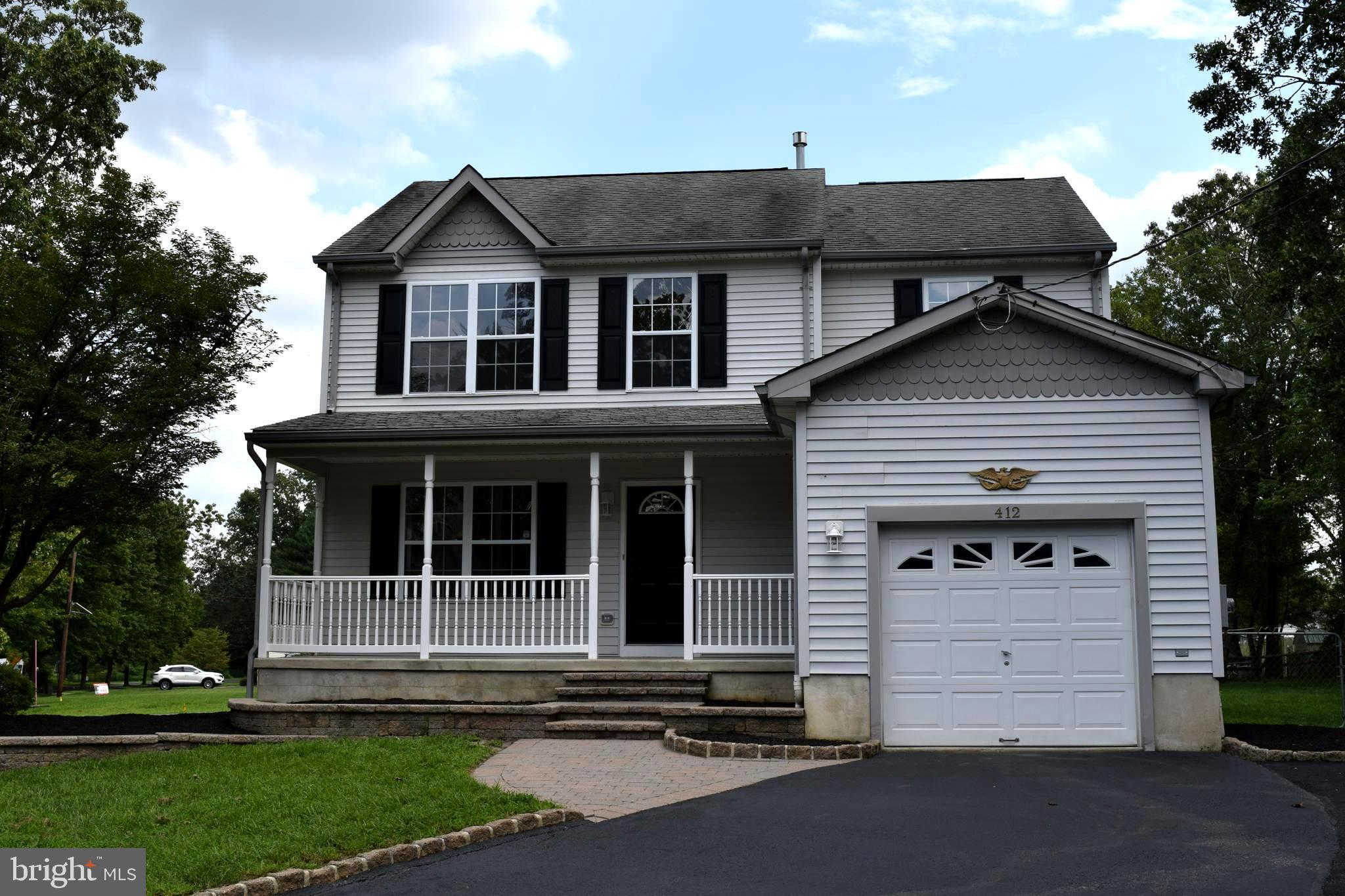 Another Property Sold - 412 Broad Street, Hainesport, NJ 08036
