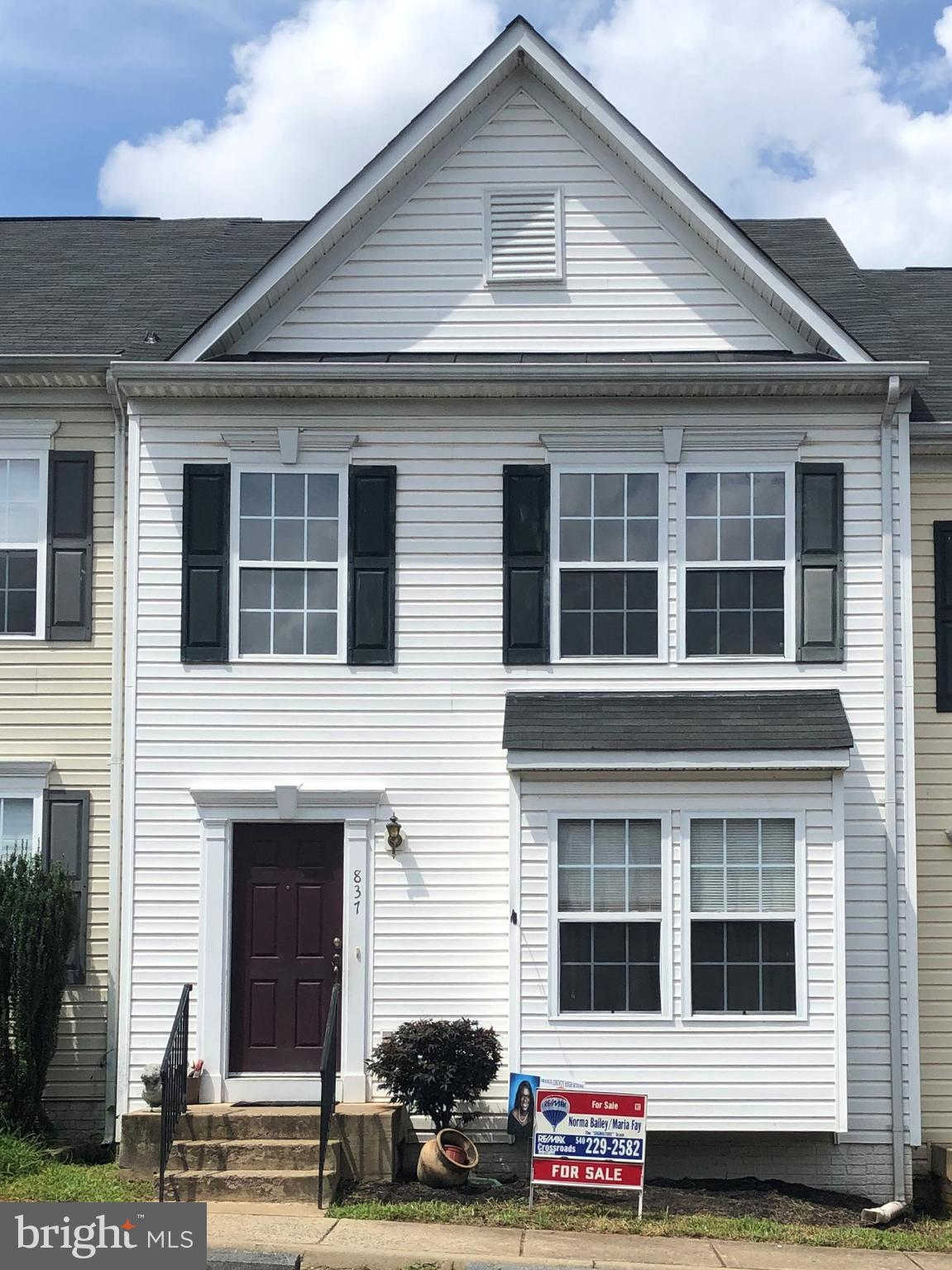 Another Property Sold - 837 Gallows Court, Culpeper, VA 22701