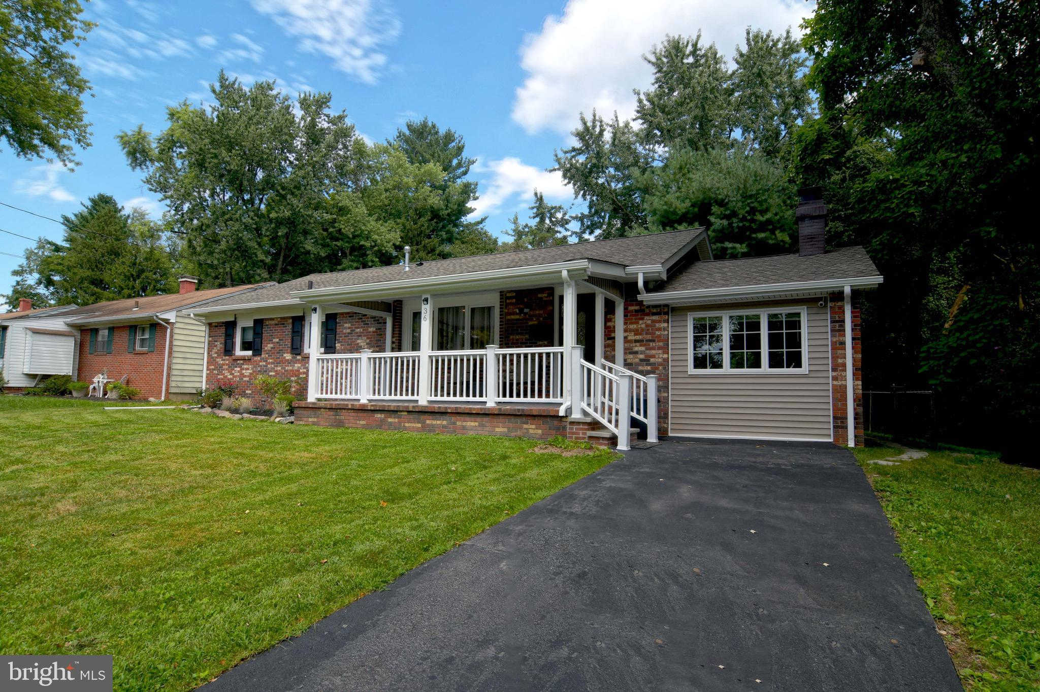 36 Irven, Ewing, NJ 08638 now has a new price of $284,900!