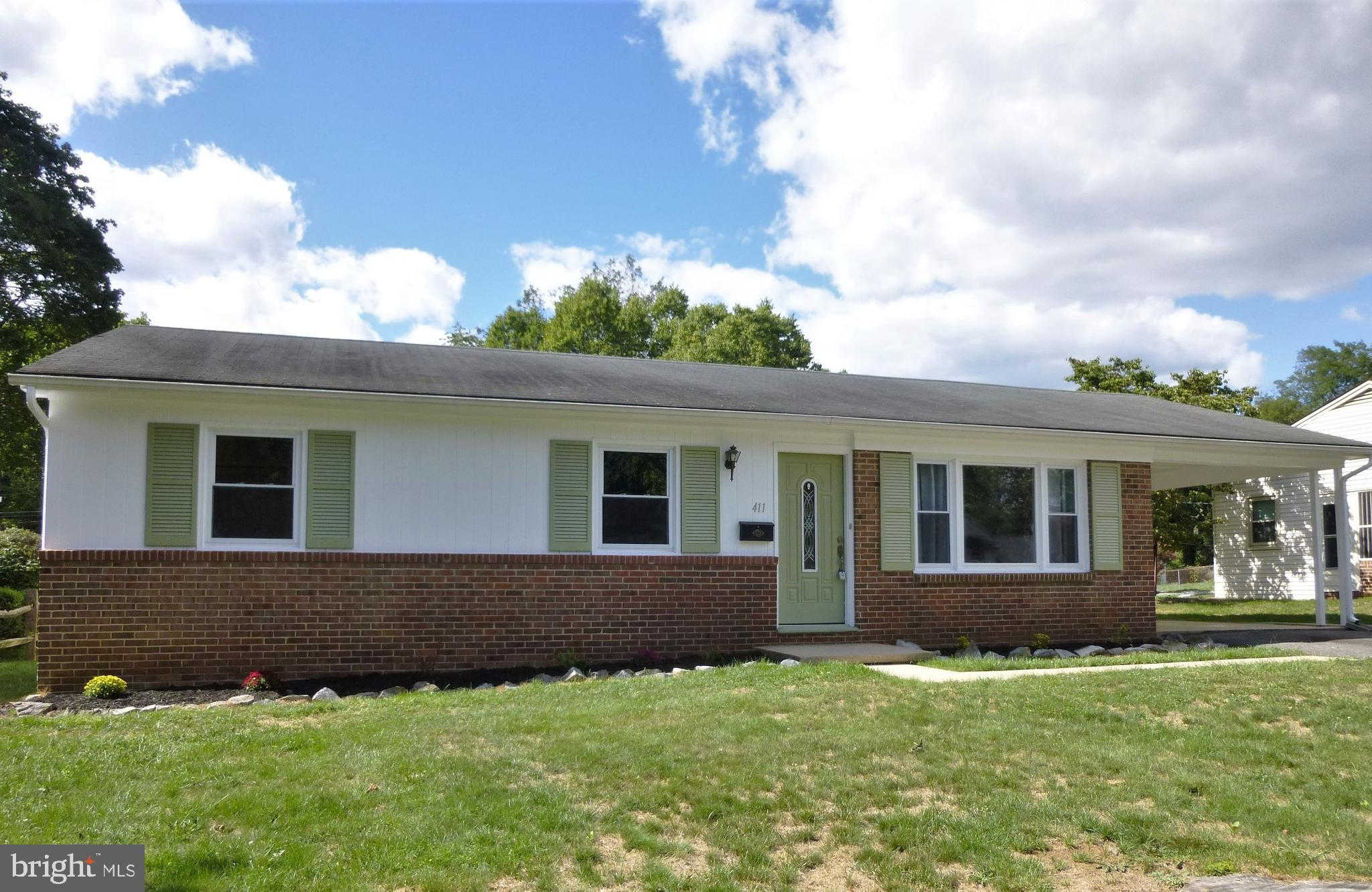 Another Property Sold - 411 Belview Avenue, Hagerstown, MD 21742