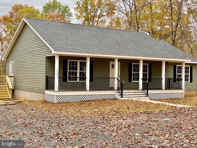 12396 Stonehouse Mountain Rd, Culpeper, VA 22701 is now new to the market!