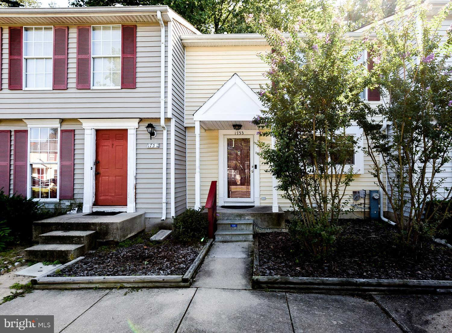 1753 Jacobs Meadow Drive, Severn, MD 21144 is now new to the market!