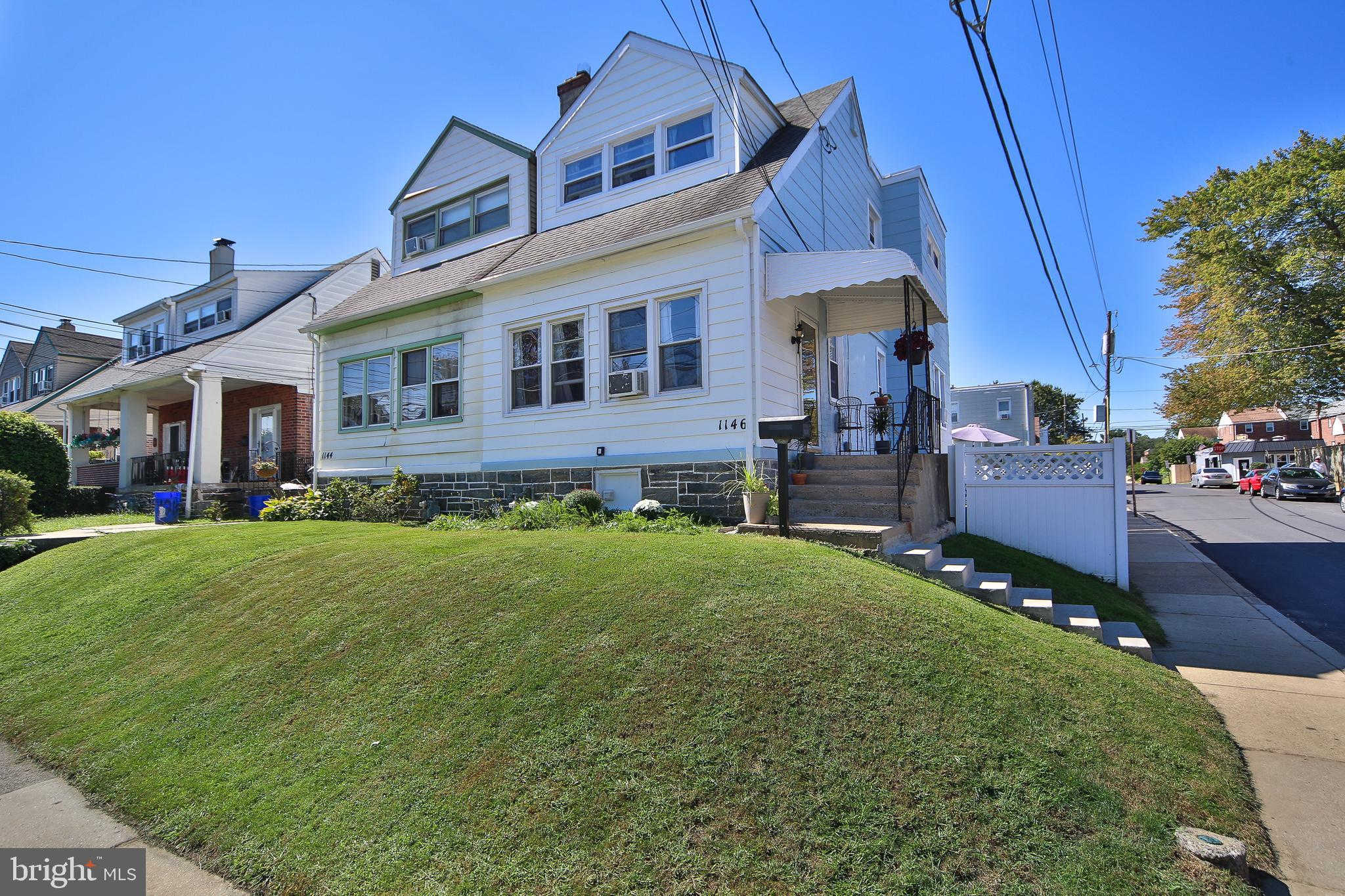 1146 Wilson Drive, Havertown, PA 19083 is now new to the market!