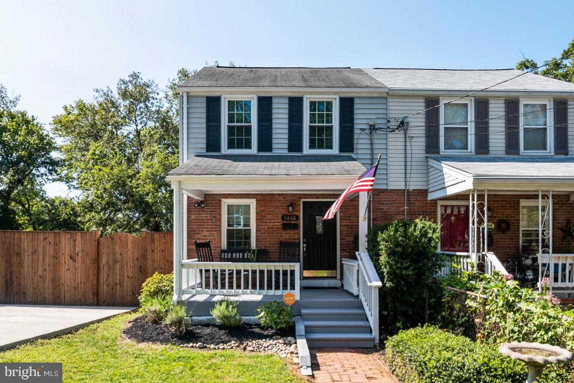 Another Property Sold - 5866 Edgehill Drive, Alexandria, VA 22303