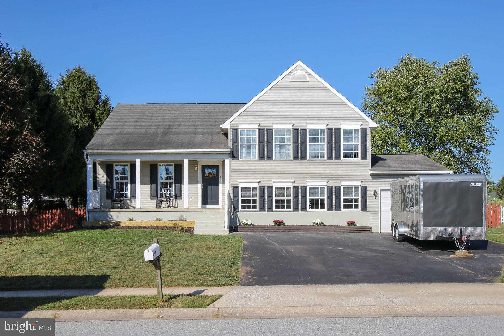 Another Property Sold - 102 Baumgardner Avenue, Taneytown, MD 21787