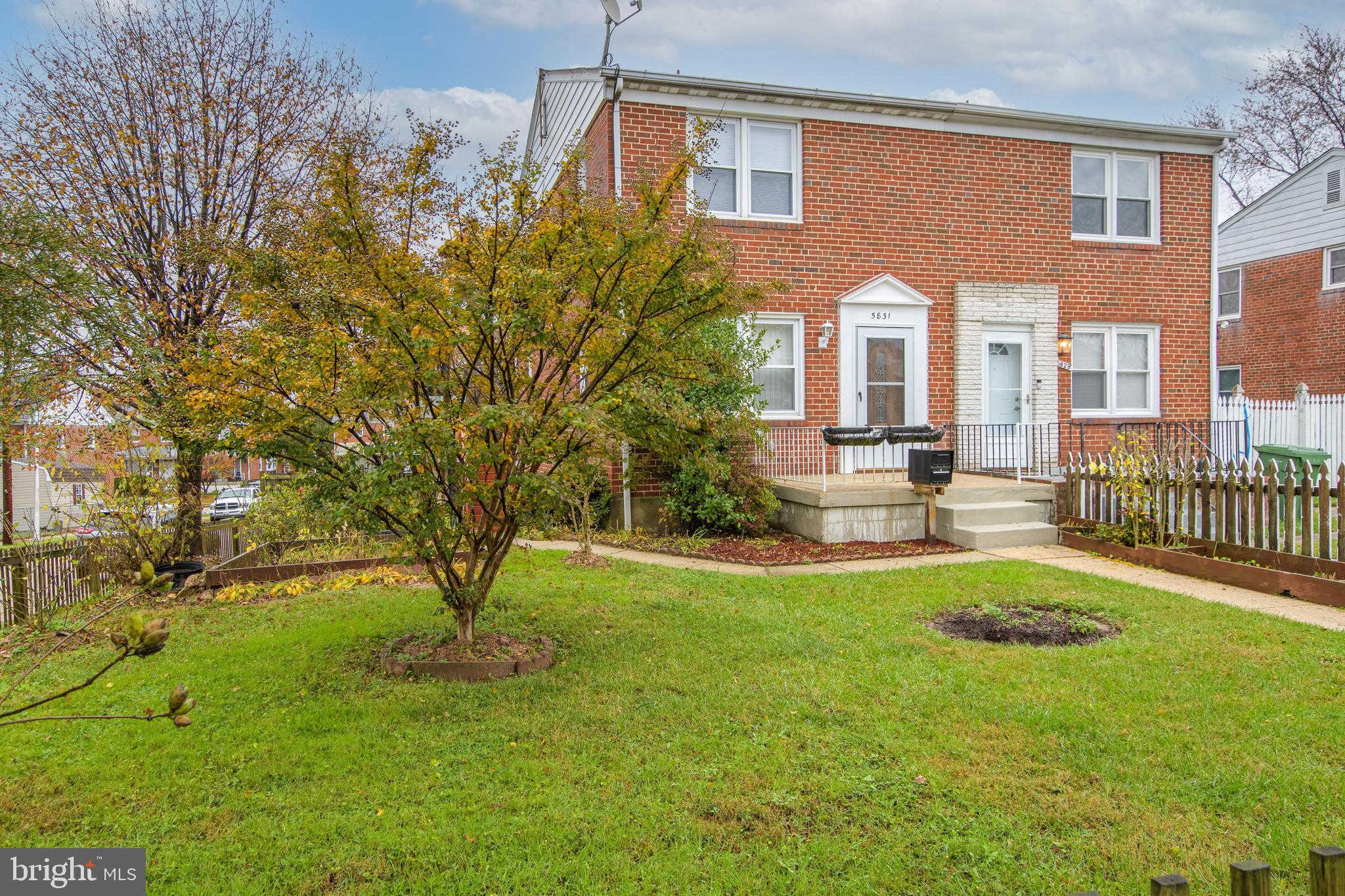 5831 Cedonia Avenue, Baltimore, MD 21206 is now new to the market!