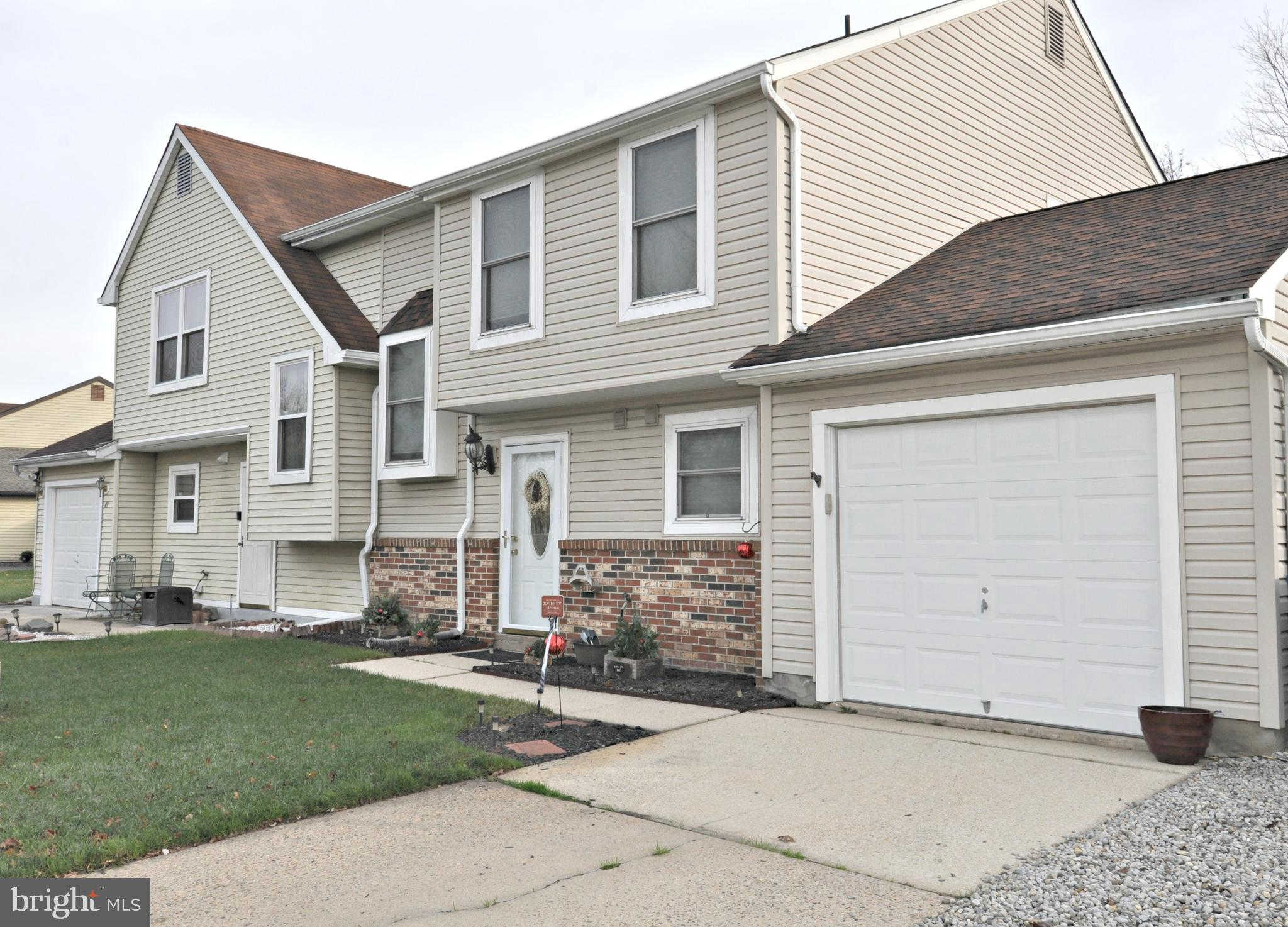 43 Greenwich Drive, Westampton, NJ 08060 now has a new price of $220,000!