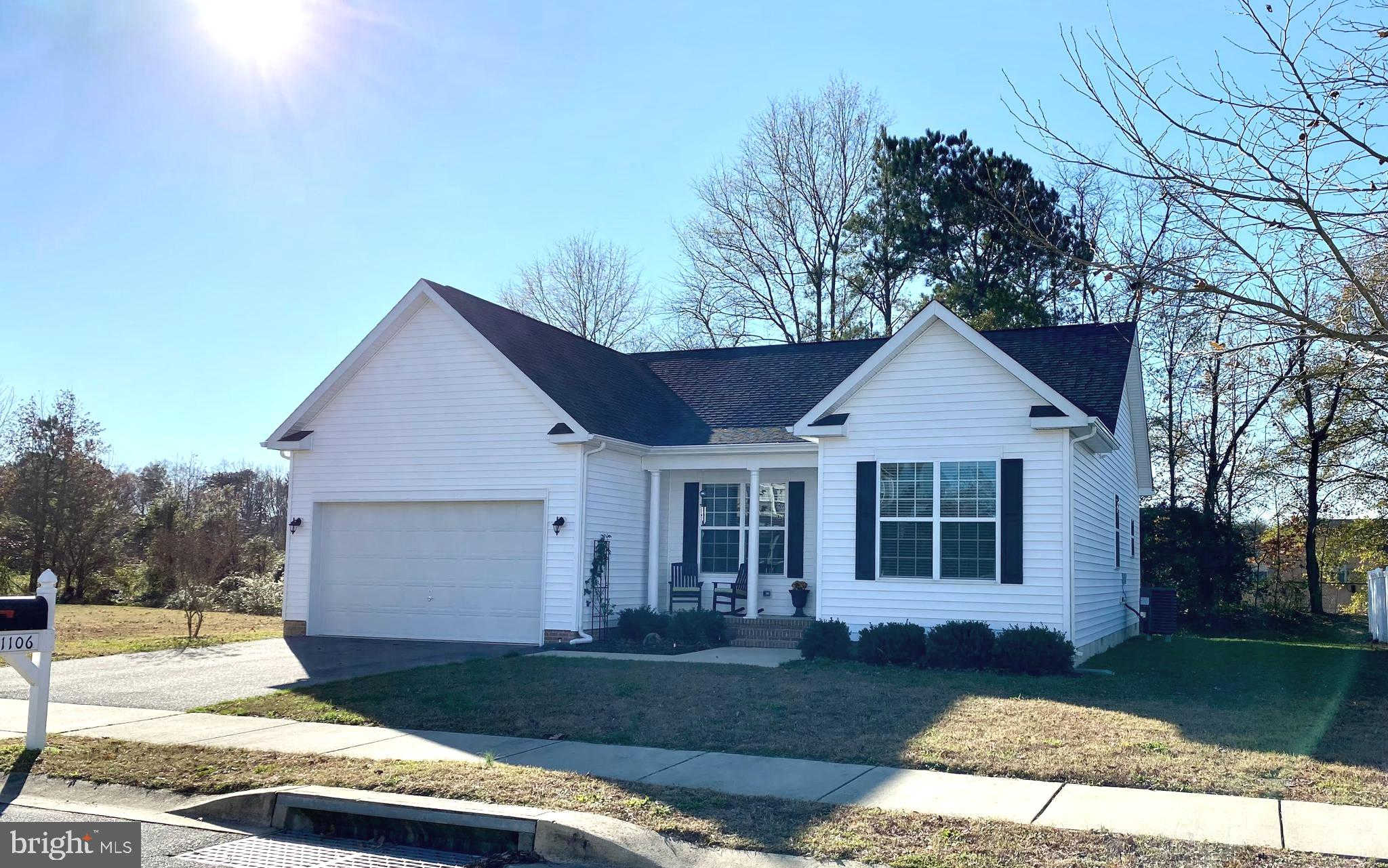 1106 Trice Meadows Circle, Denton, MD 21629 is now new to the market!