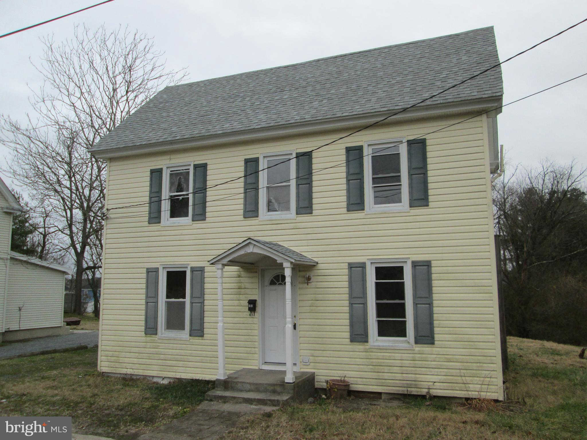 Another Property Sold - 314 Buena Vista Avenue, Federalsburg, MD 21632