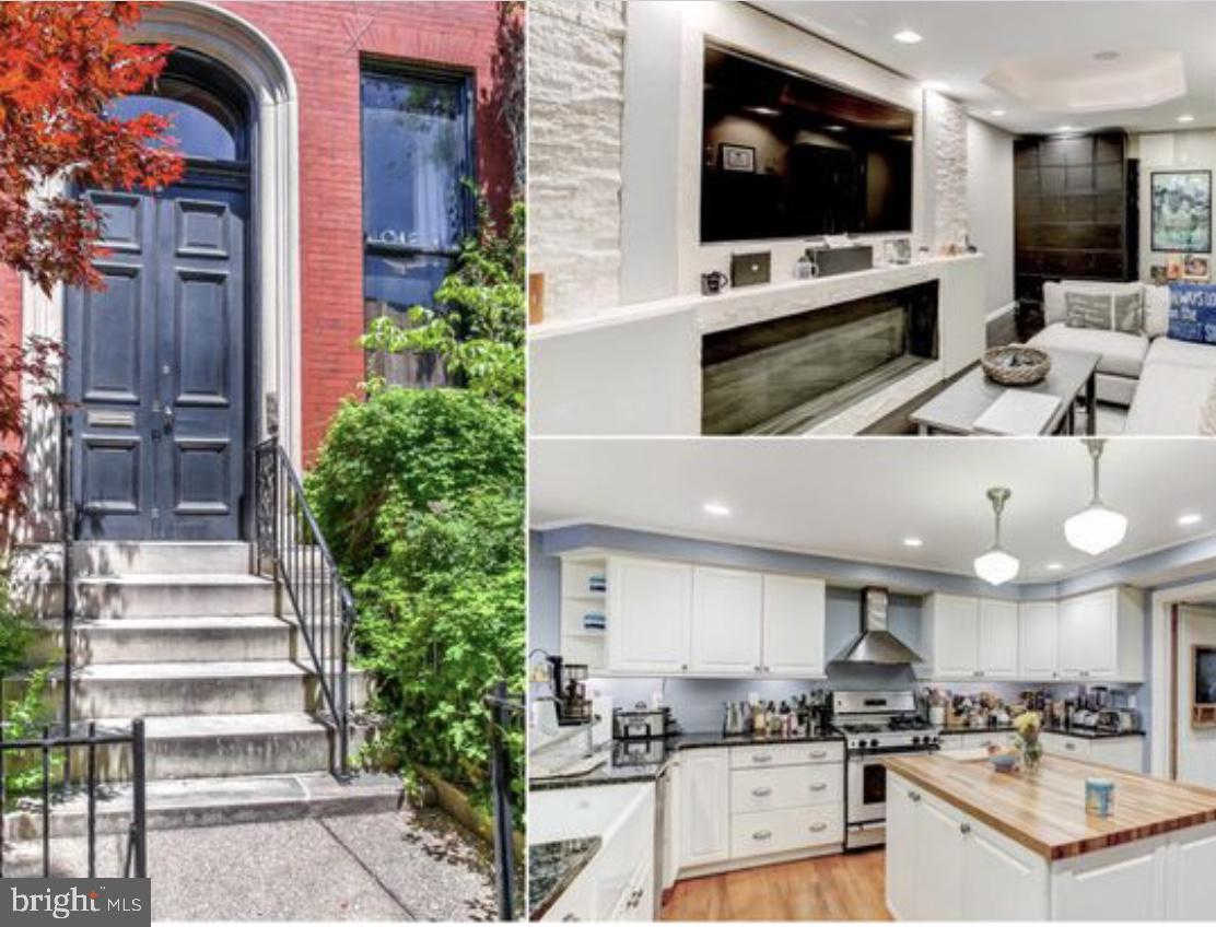Another Property Sold - 1527 Bolton Street, Baltimore, MD 21217