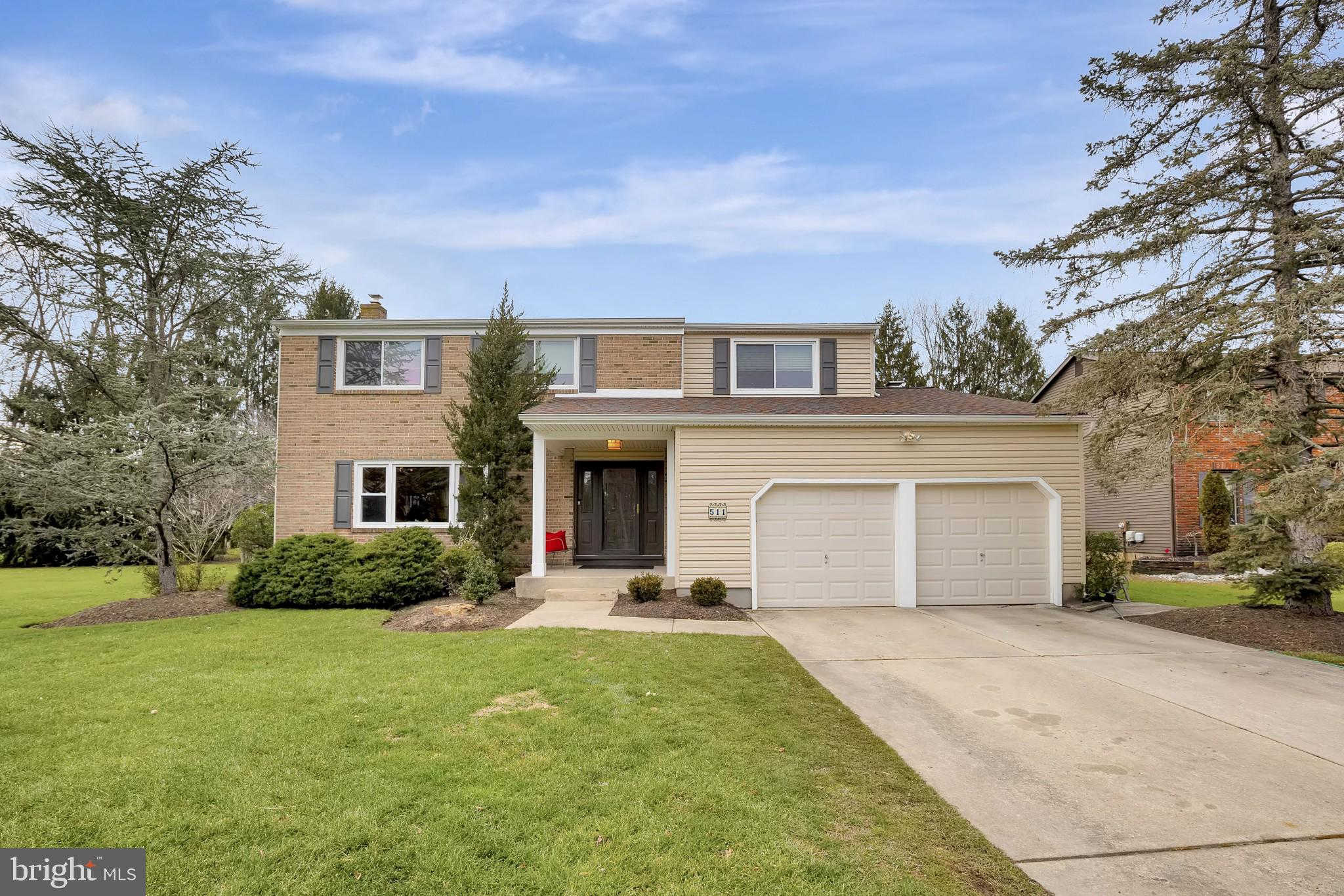 511 Knights Place, Cherry Hill, NJ 08003 is now new to the market!