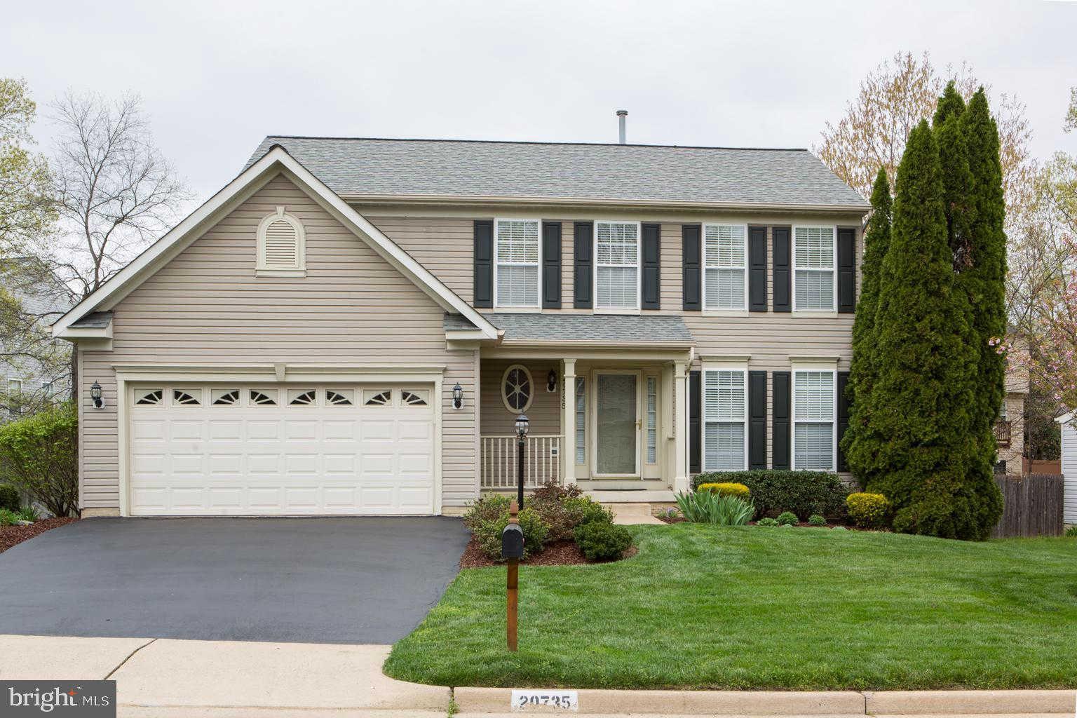 Another Property Sold - 20735 Citation Drive, Ashburn, VA 20147