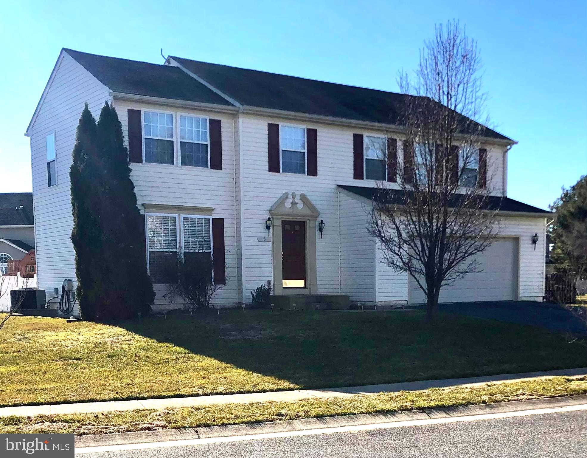 6 Robins, Ridgely, MD 21660 is now new to the market!