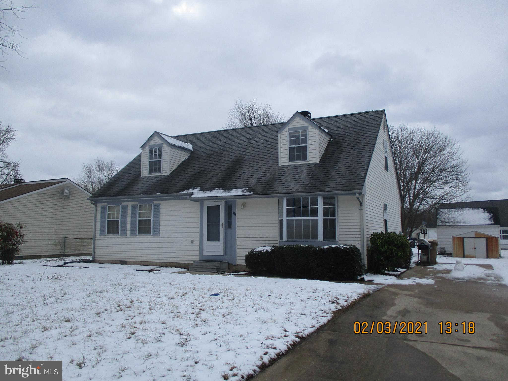 Another Property Sold - 133 Tammie Drive, Dover, DE 19904