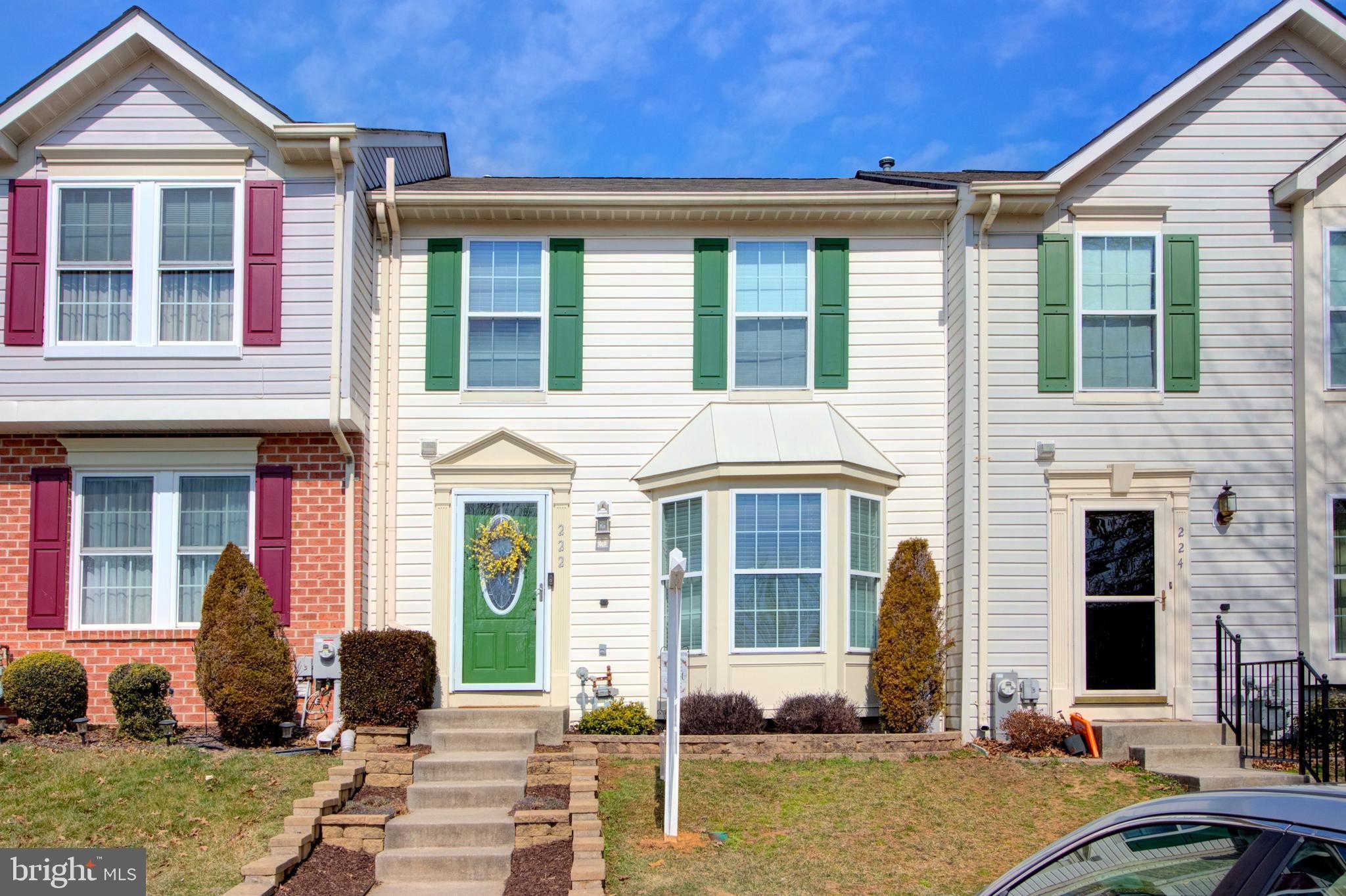 Another Property Sold - 222 Point To Point Square, Bel Air, MD 21015