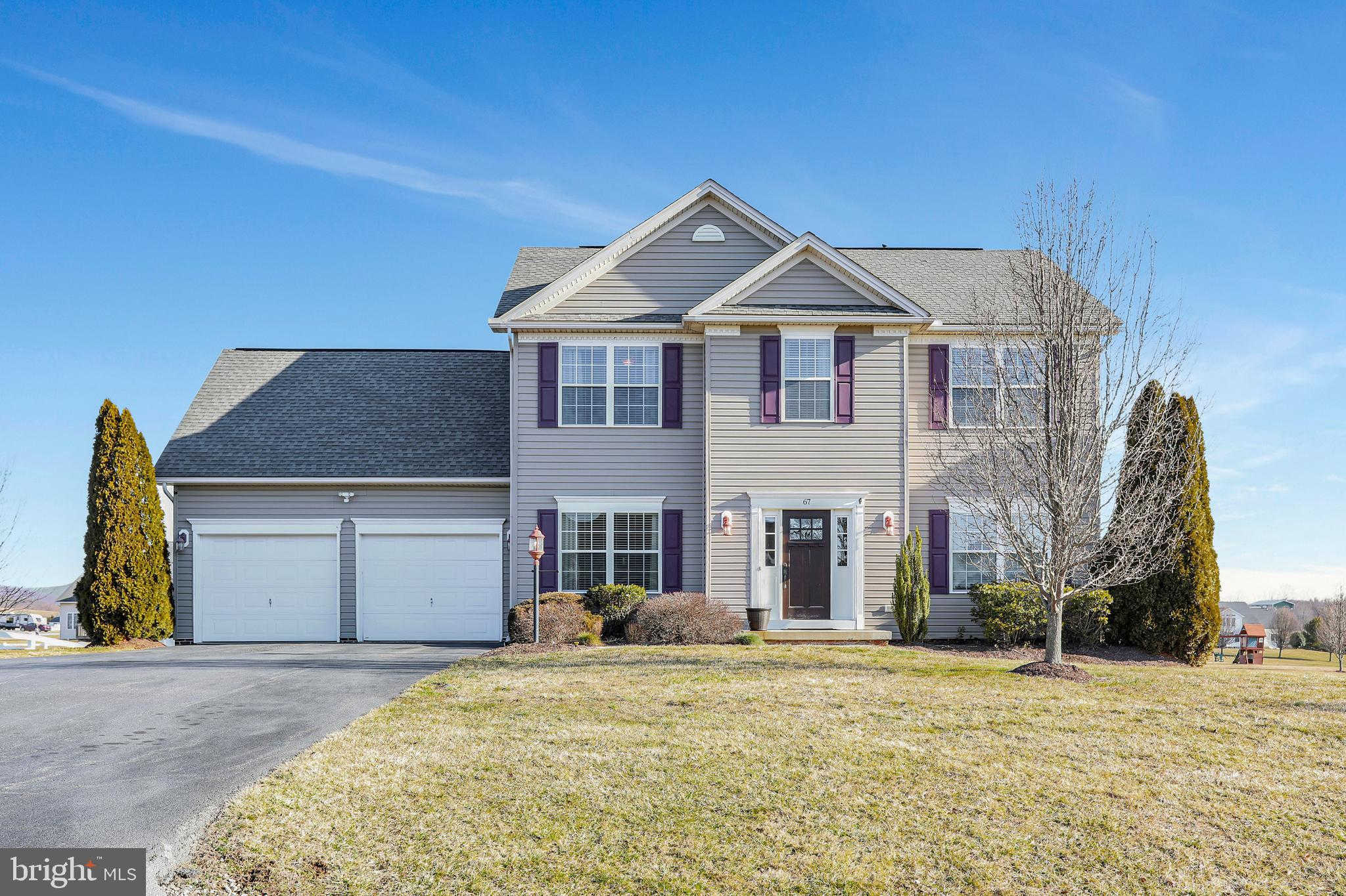 Another Property Sold - 67 Tinning Court, Hedgesville, WV 25427