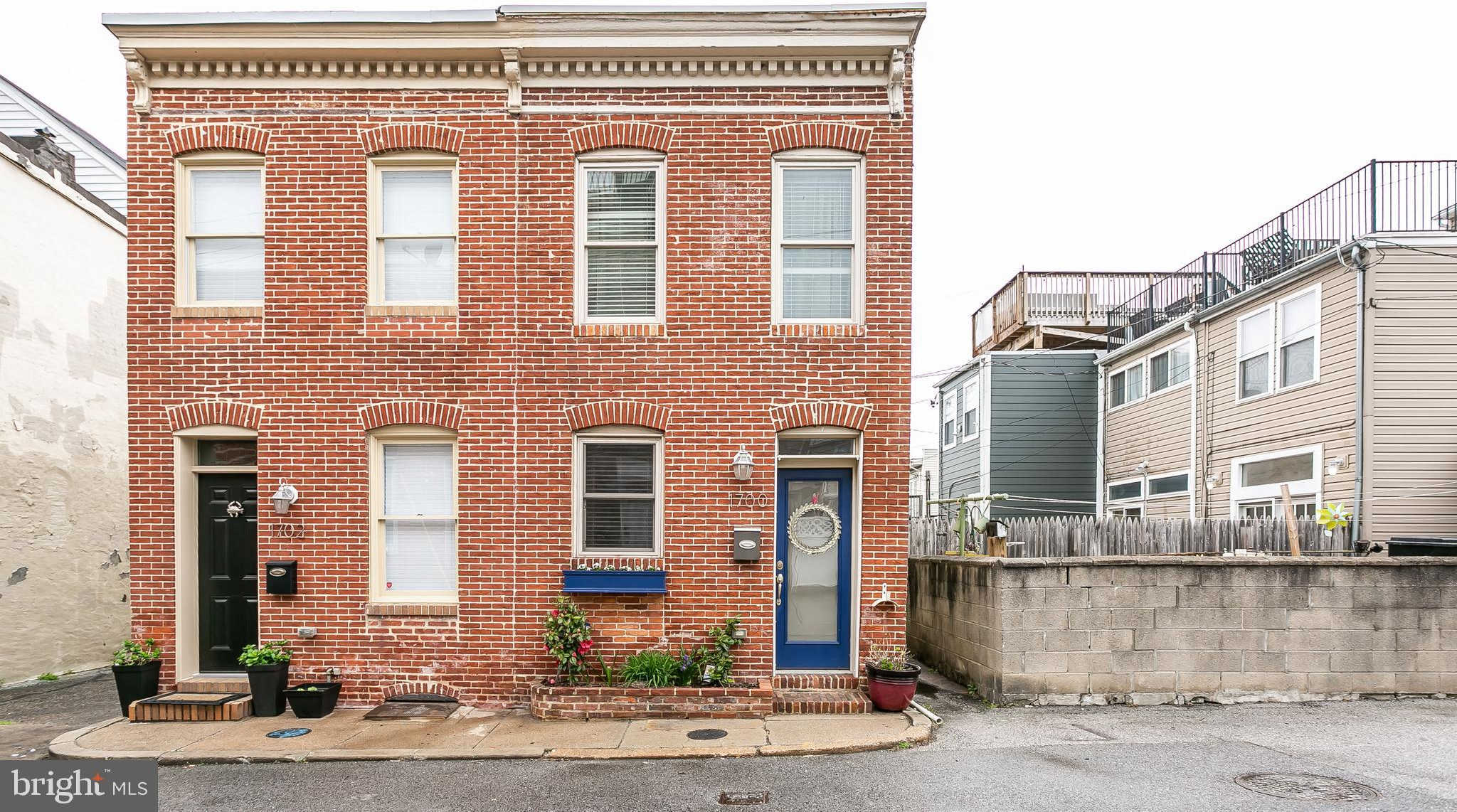 Another Property Sold - 1700 William Street, Baltimore, MD 21230