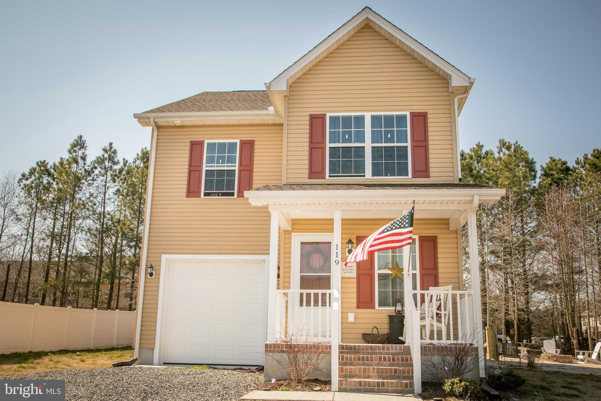 119 Morgan Run, Snow Hill, MD 21863 now has a new price of $235,000!