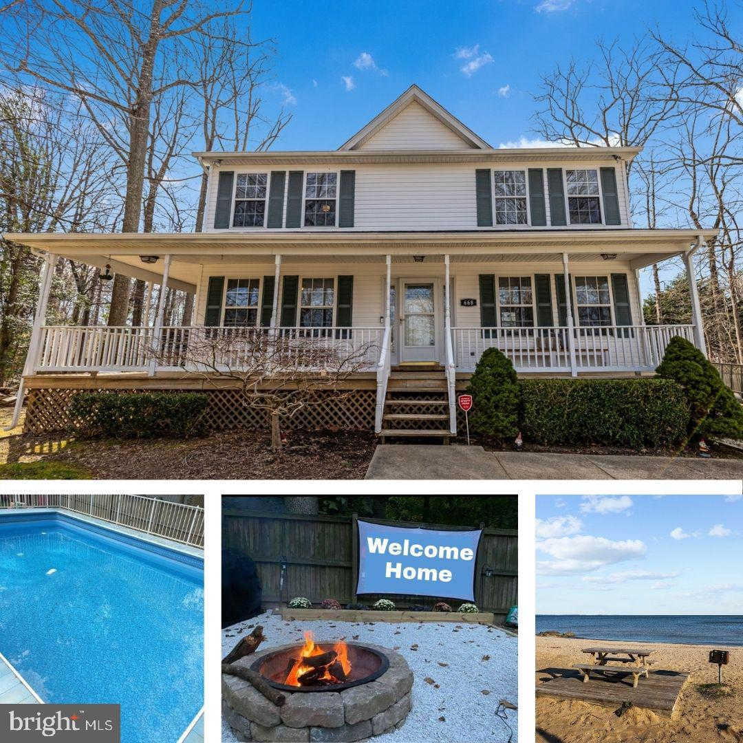 Another Property Sold - 668 Santa Fe Trail, Lusby, MD 20657