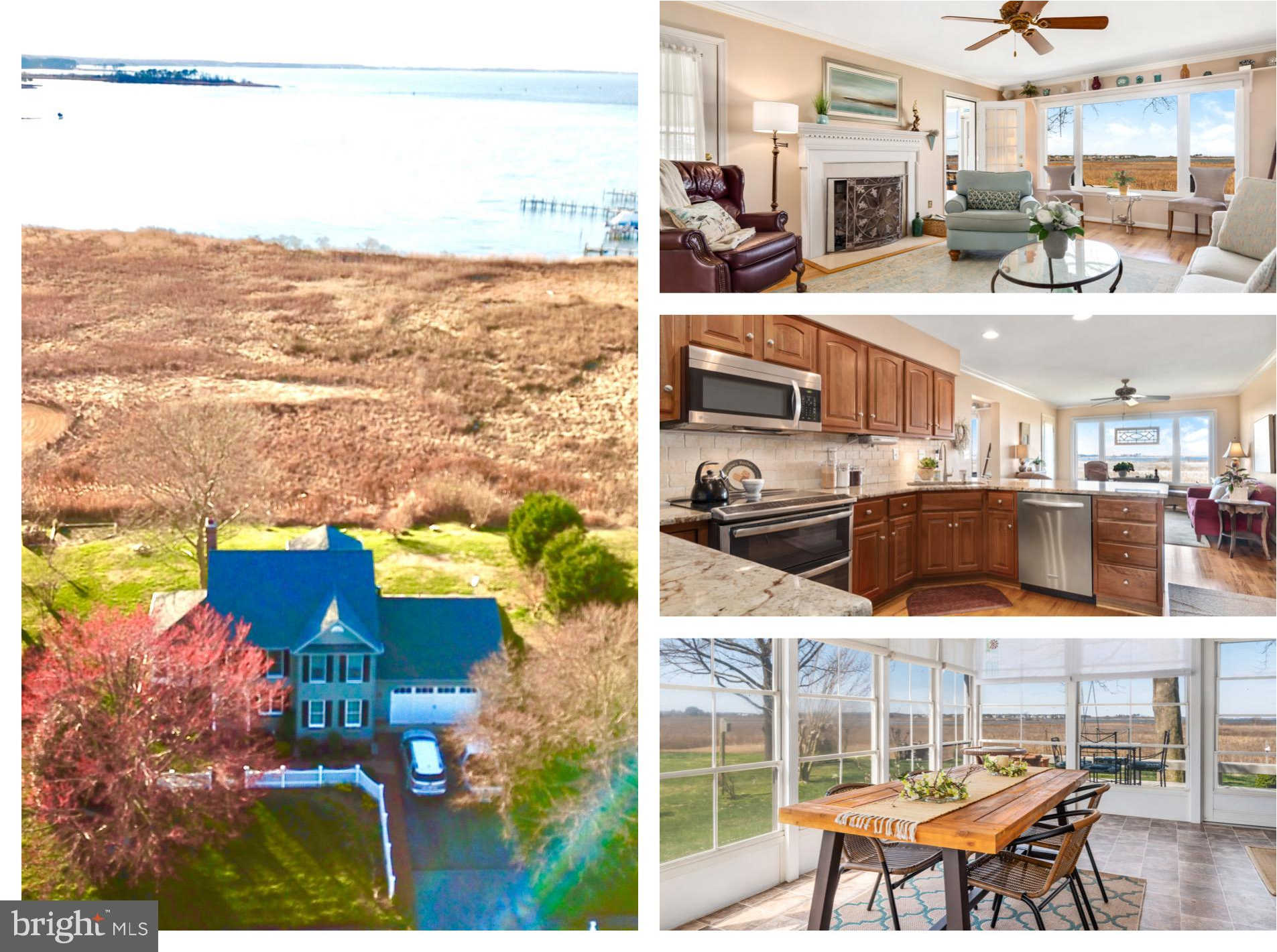 903 Long Point Road, Grasonville, MD 21638 is now new to the market!
