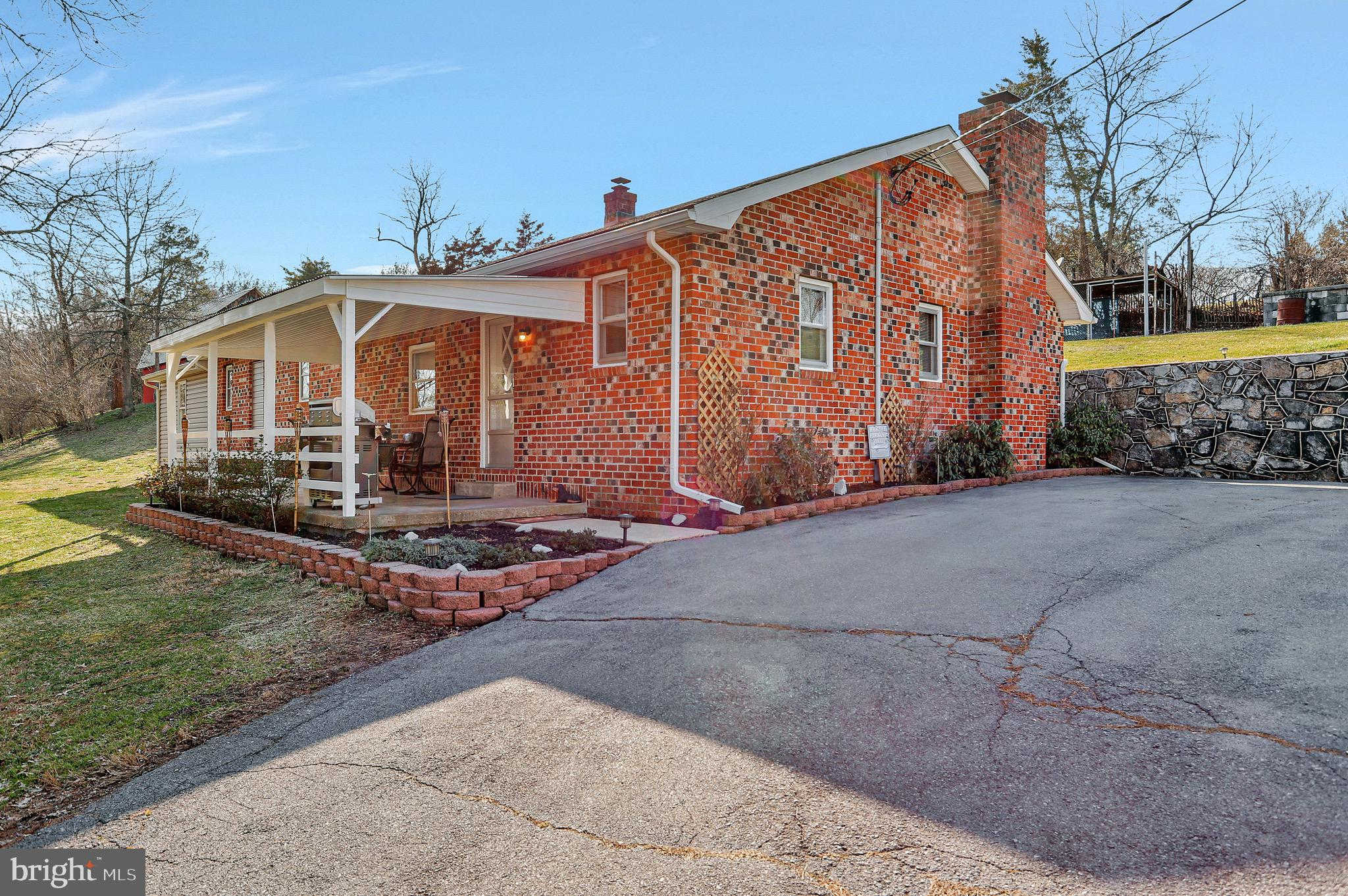 13868 Cresspond Road, Clear Spring, MD 21722 now has a new price of $289,900!
