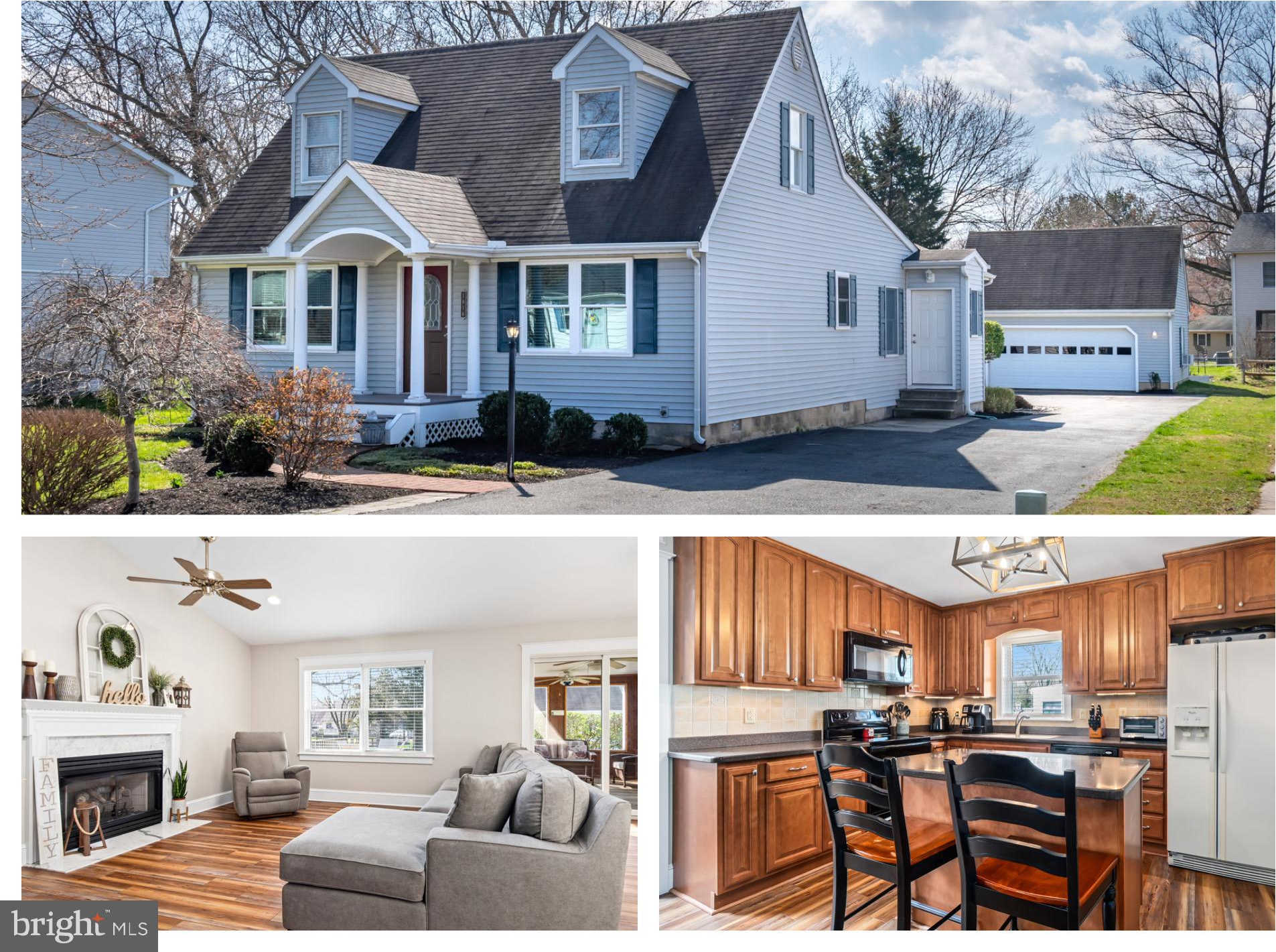 1816 Stevens Drive, Chester, MD 21619 now has a new price of $394,900!