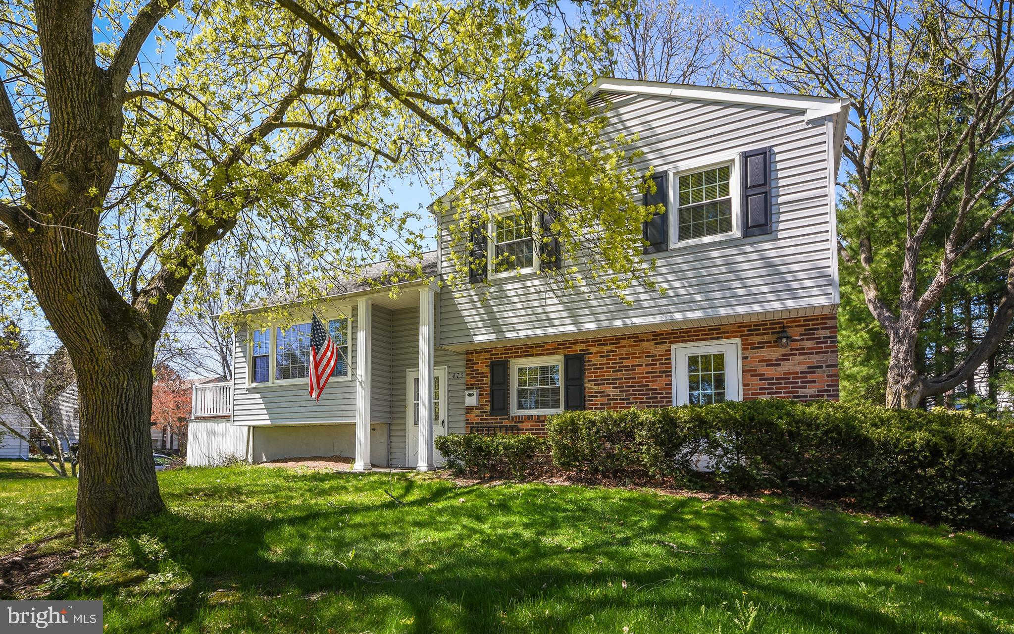 473 Tennis Avenue, Ambler, PA 19002 is now new to the market!