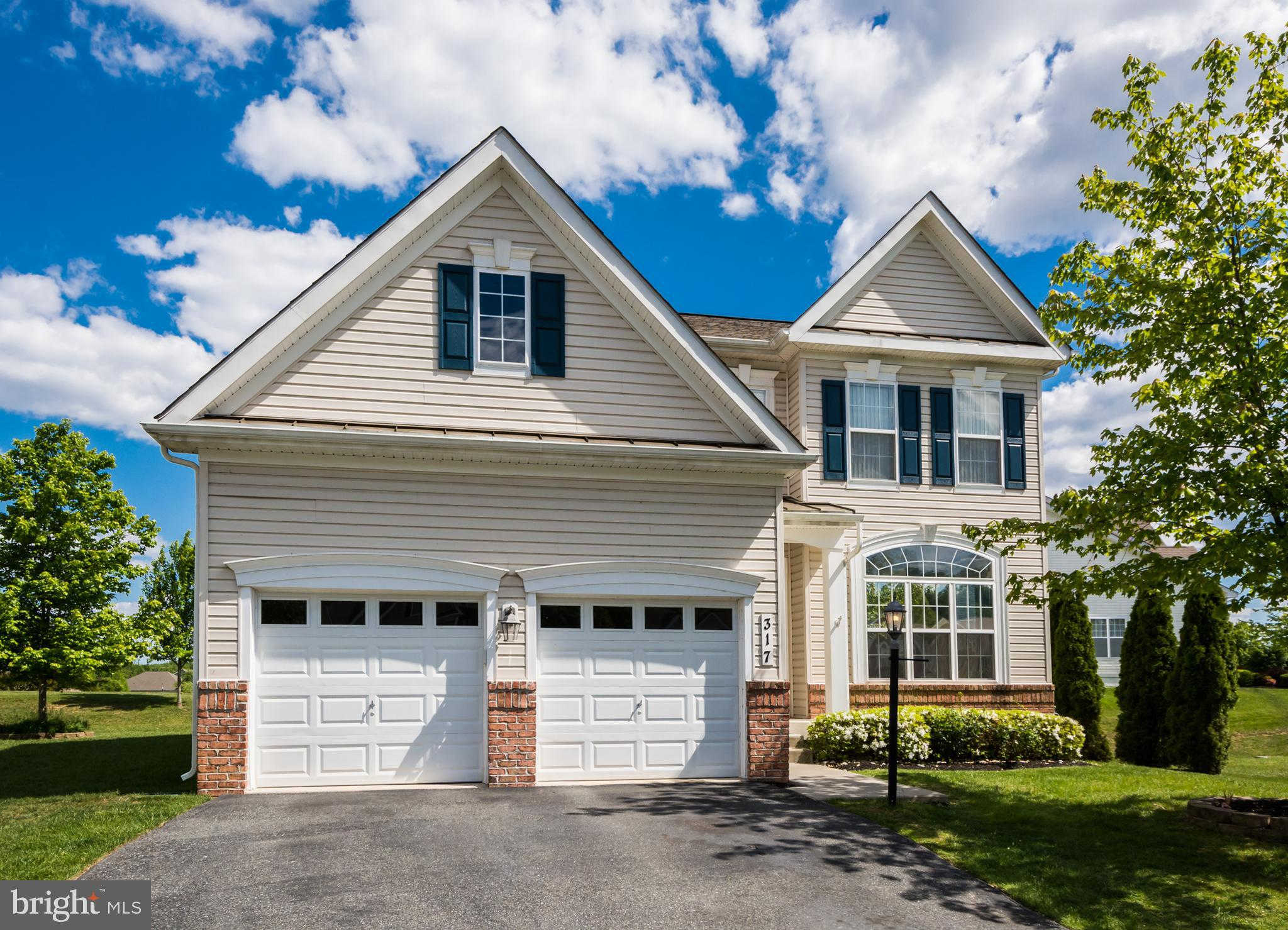317 Summer Squall Court, Havre DE Grace, MD 21078 now has a new price of $469,900!