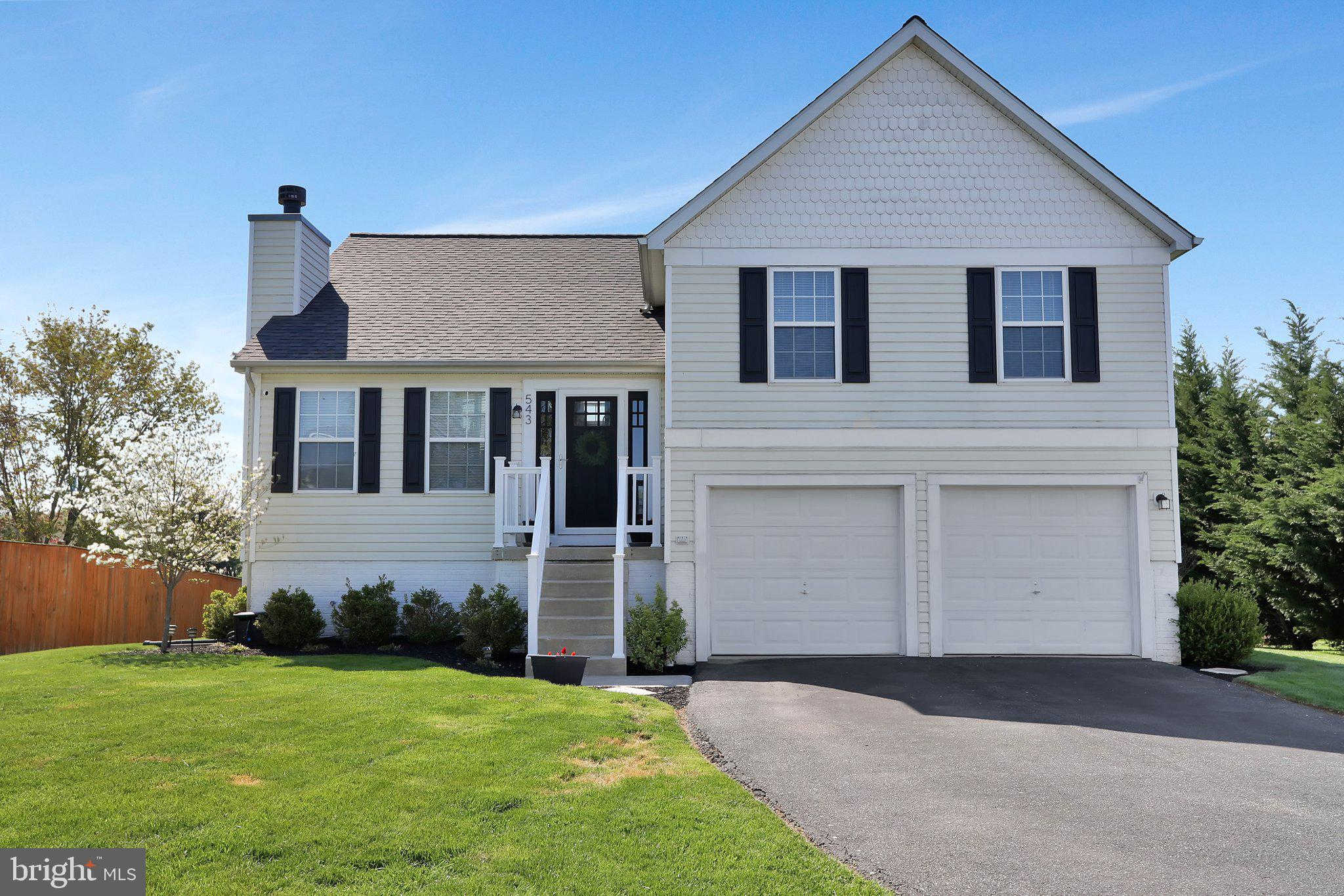 543 Trevanion Terrace, Taneytown, MD 21787 is now new to the market!