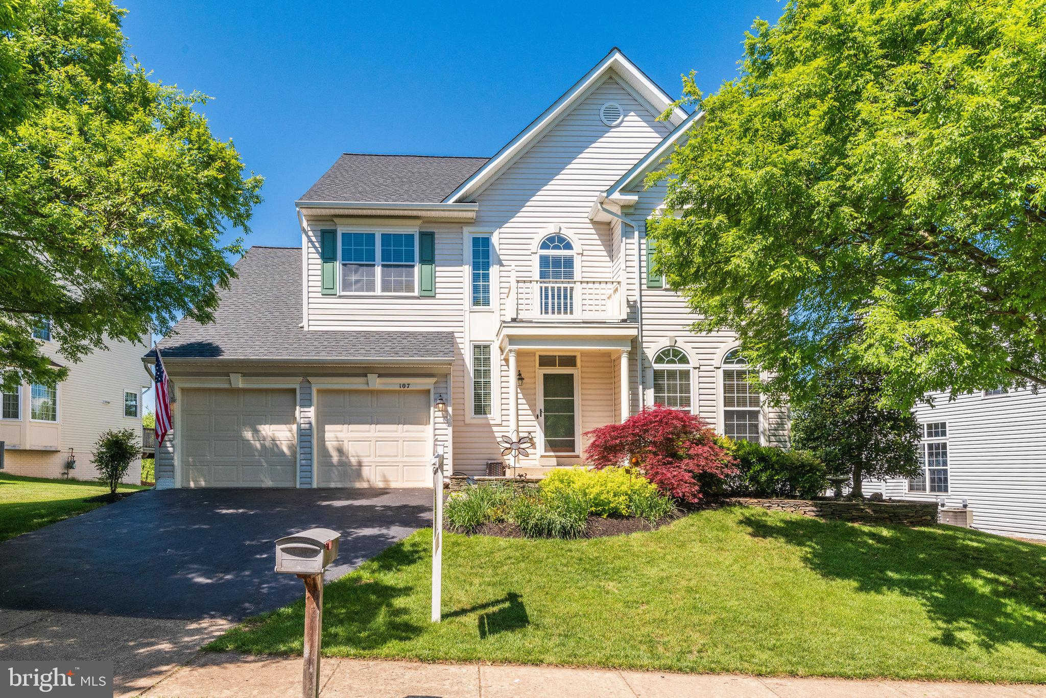 Another Property Sold - 107 Courier Court NE, Leesburg, VA 20176