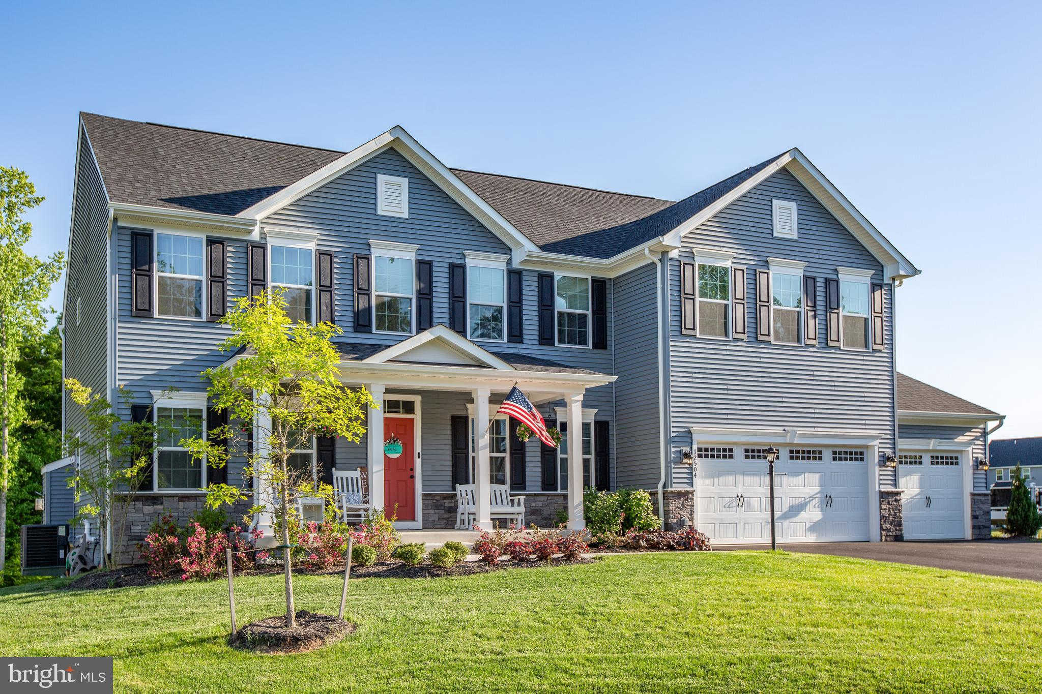 12504 Bainswood Court, Fredericksburg, VA 22407 is now new to the market!