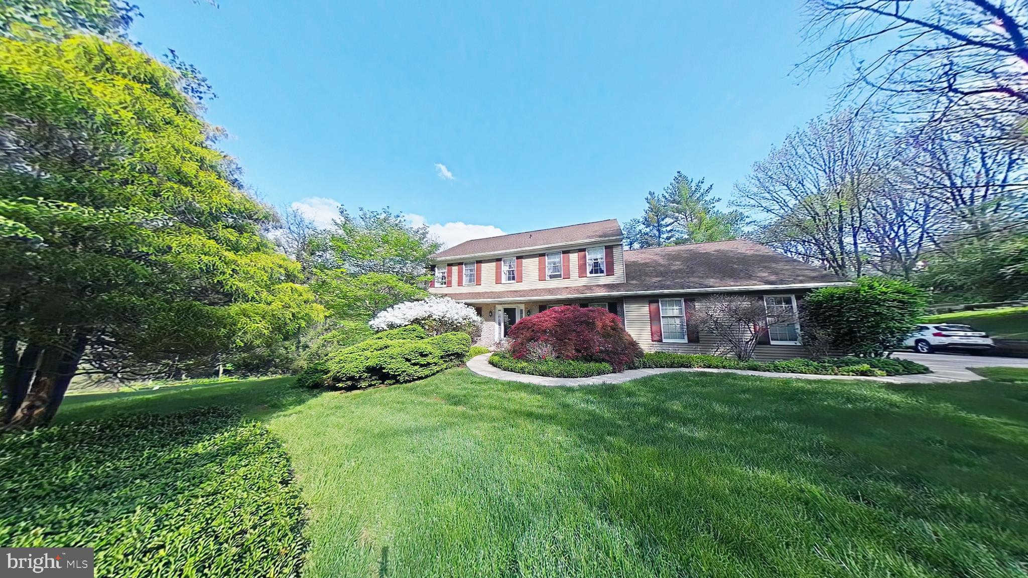 1532 Morgan Lane, Chesterbrook, PA 19087 now has a new price of $780,000!