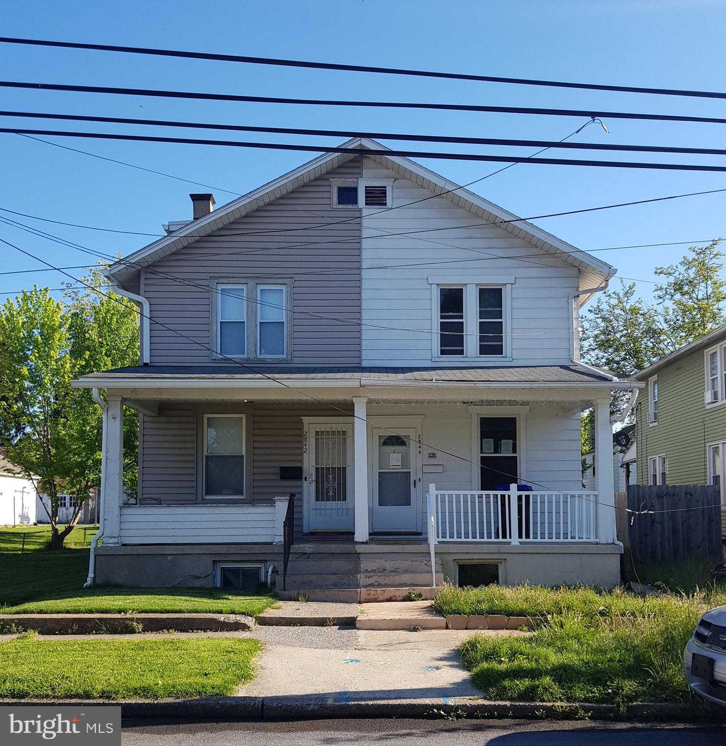 2844 Banks Street, Harrisburg, PA 17103 now has a new price of $125,000!