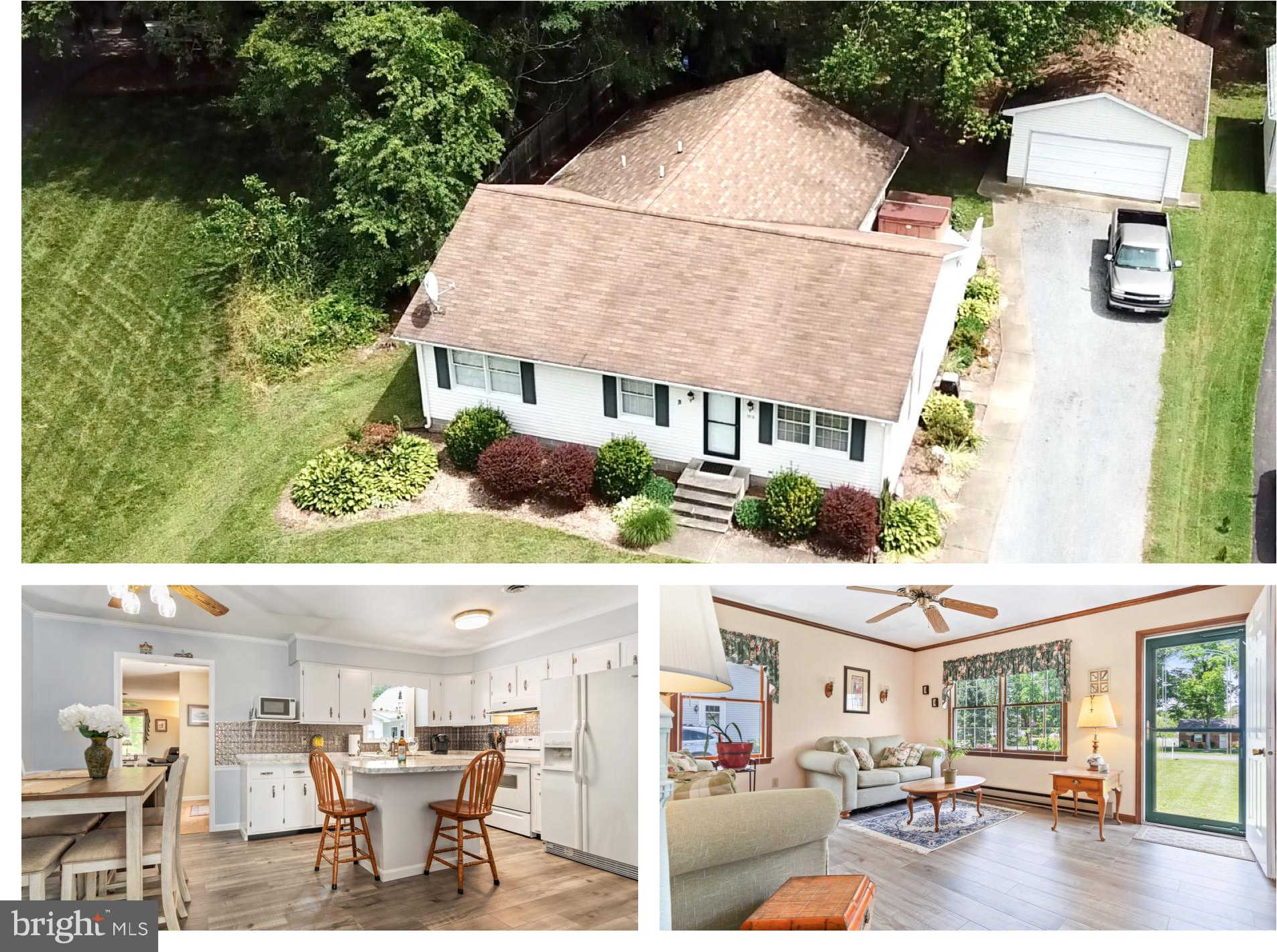 2616 Cecil Drive, Chester, MD 21619 is now new to the market!