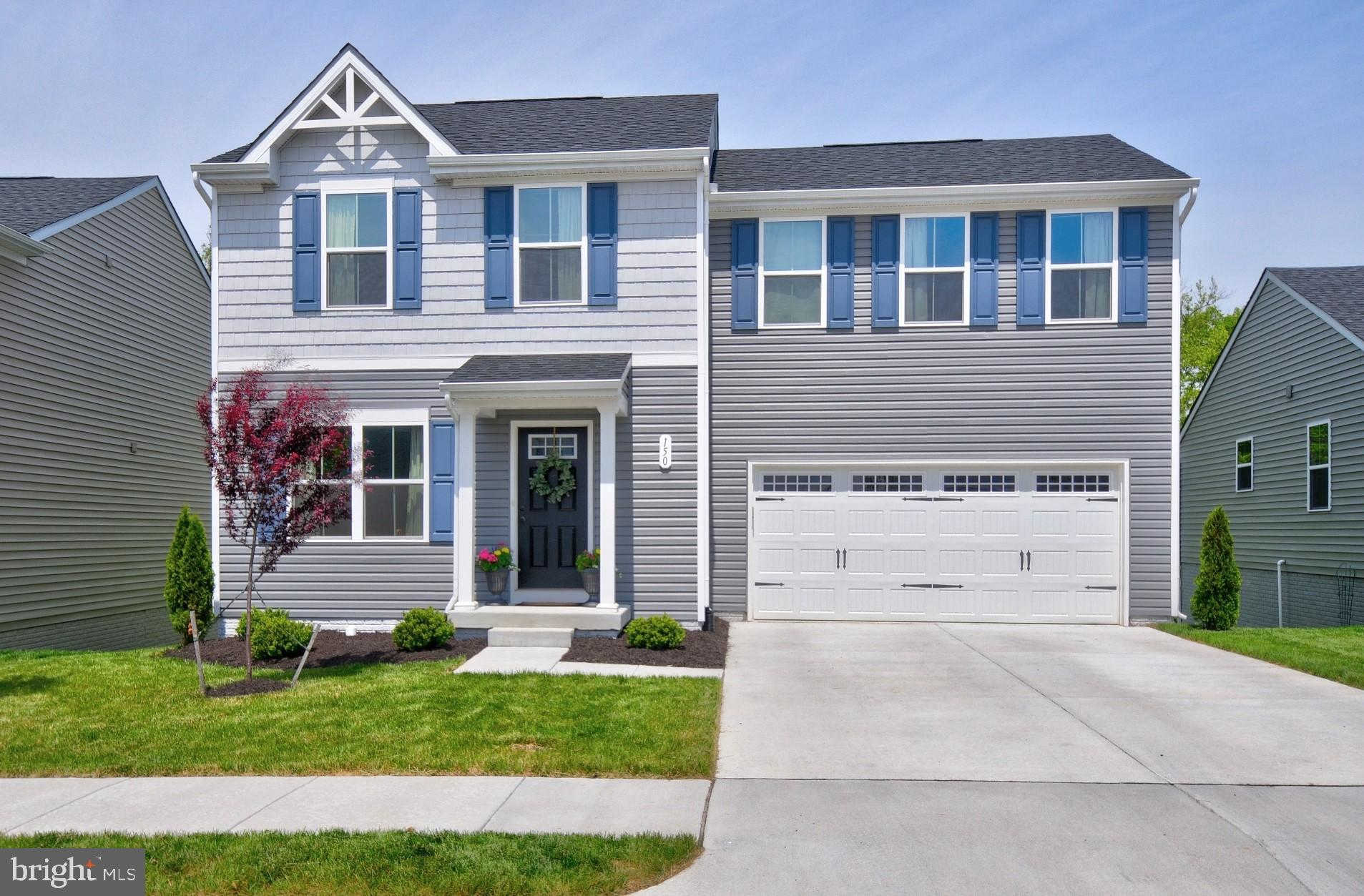 150 Coville Street, Middletown, VA 22645 now has a new price of $359,900!