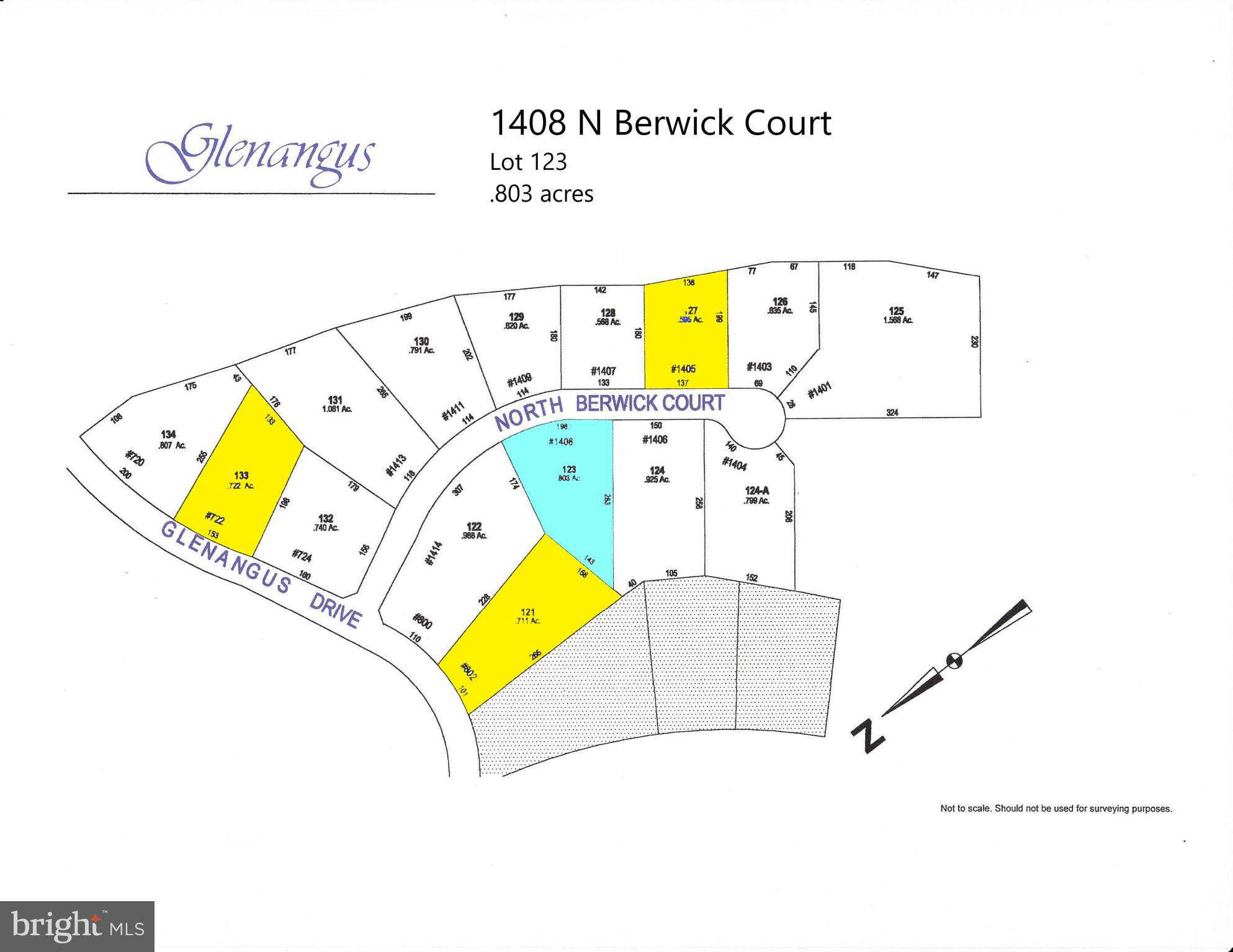 1408 N Berwick Court, Bel Air, MD 21015 now has a new price of $275,000!