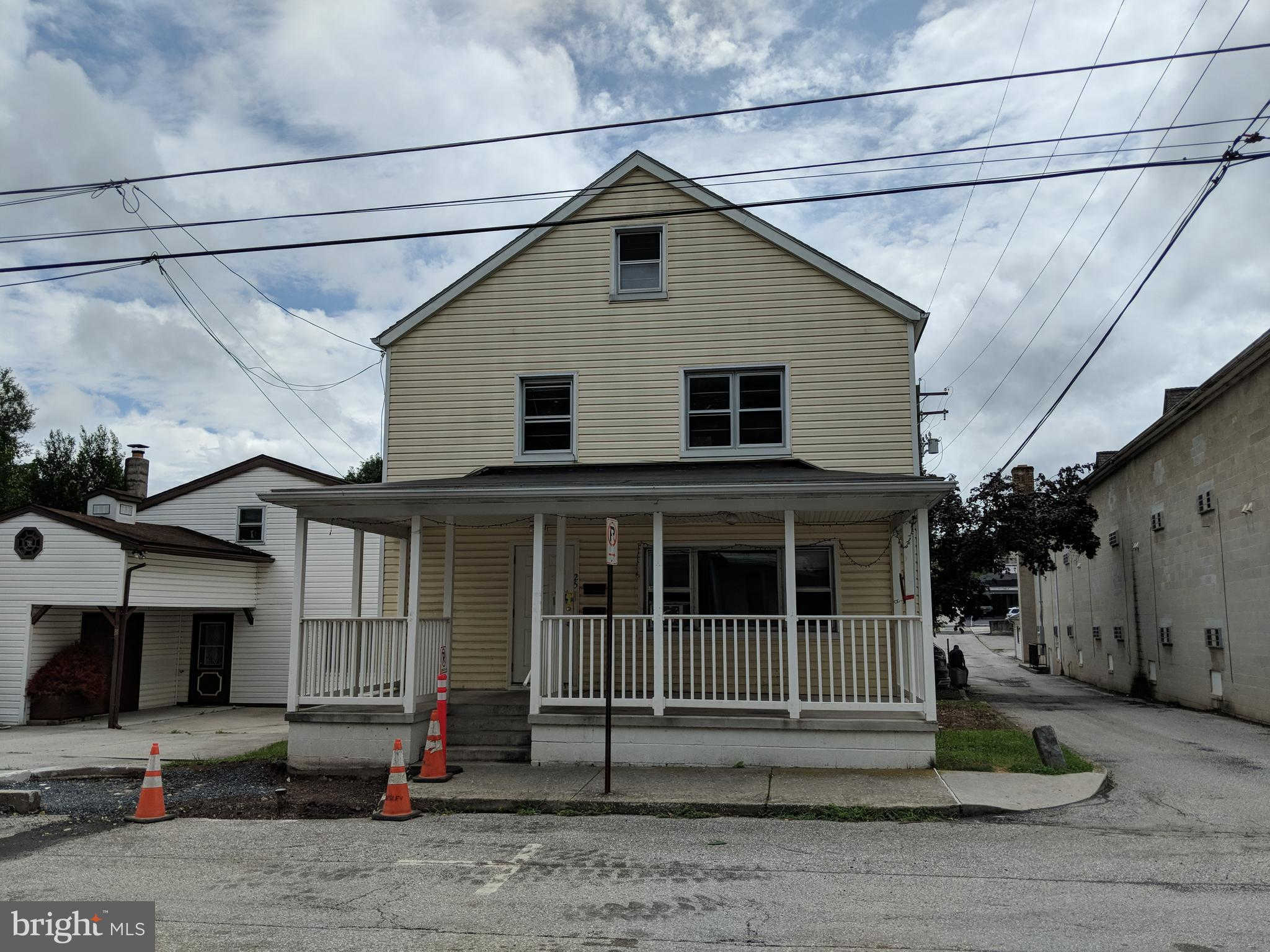 Another Property Sold - 25 E Water Street, Gettysburg, PA 17325