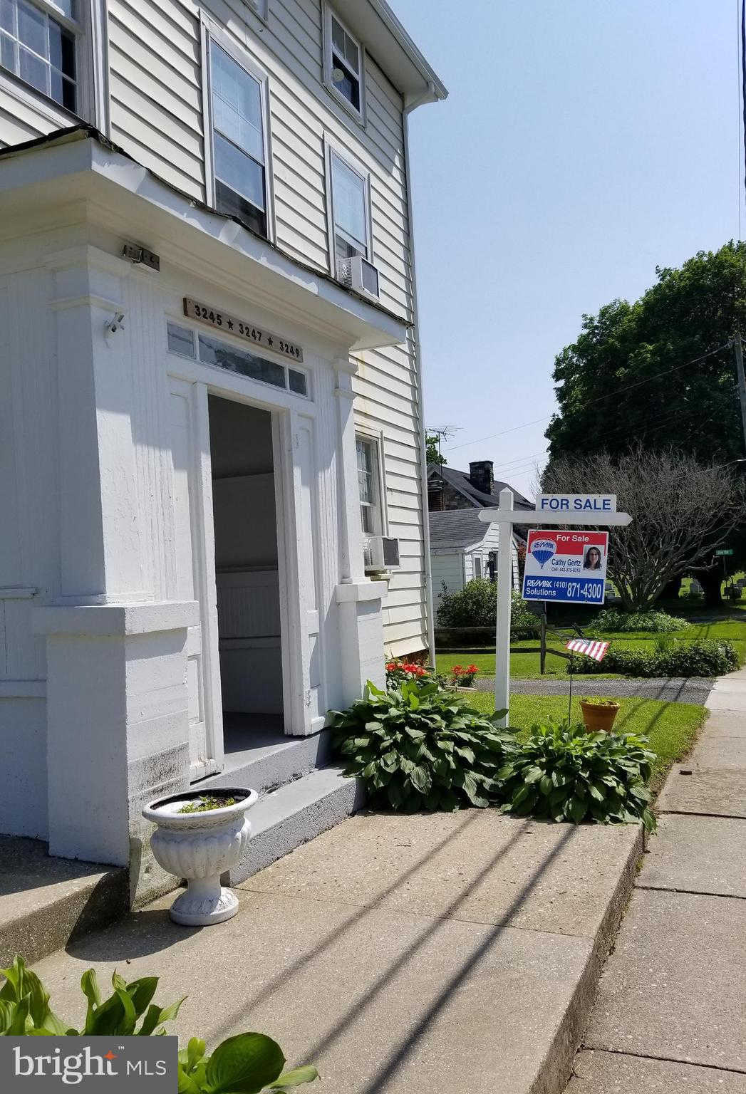 Another Property Sold - 3245 York/3247/3249 Street, Manchester, MD 21102