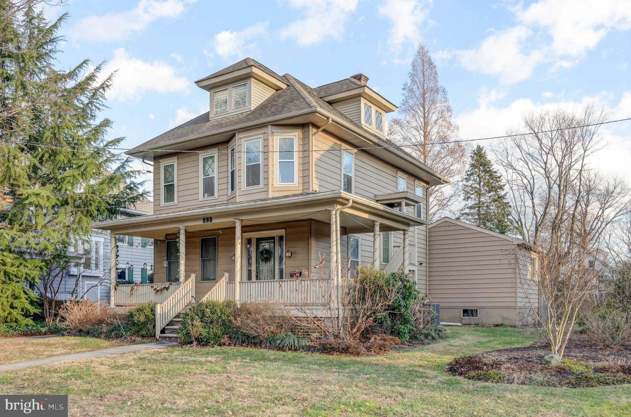 210 W Mount Vernon Avenue, Haddonfield, NJ 08033 is now new to the market!