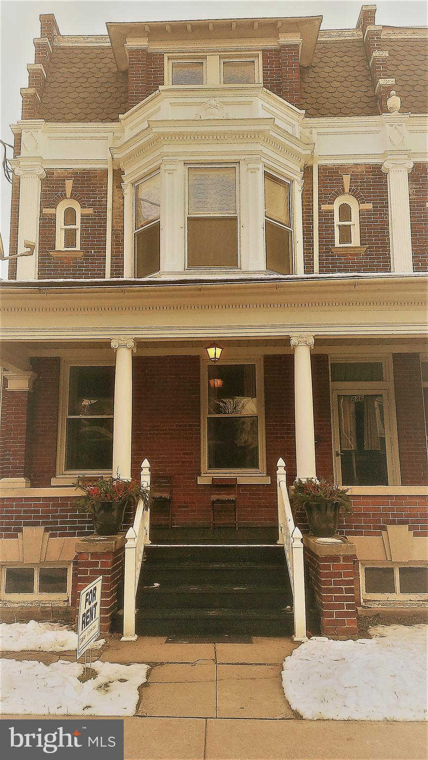 836 Locust Street, Columbia, PA 17512 is now new to the market!
