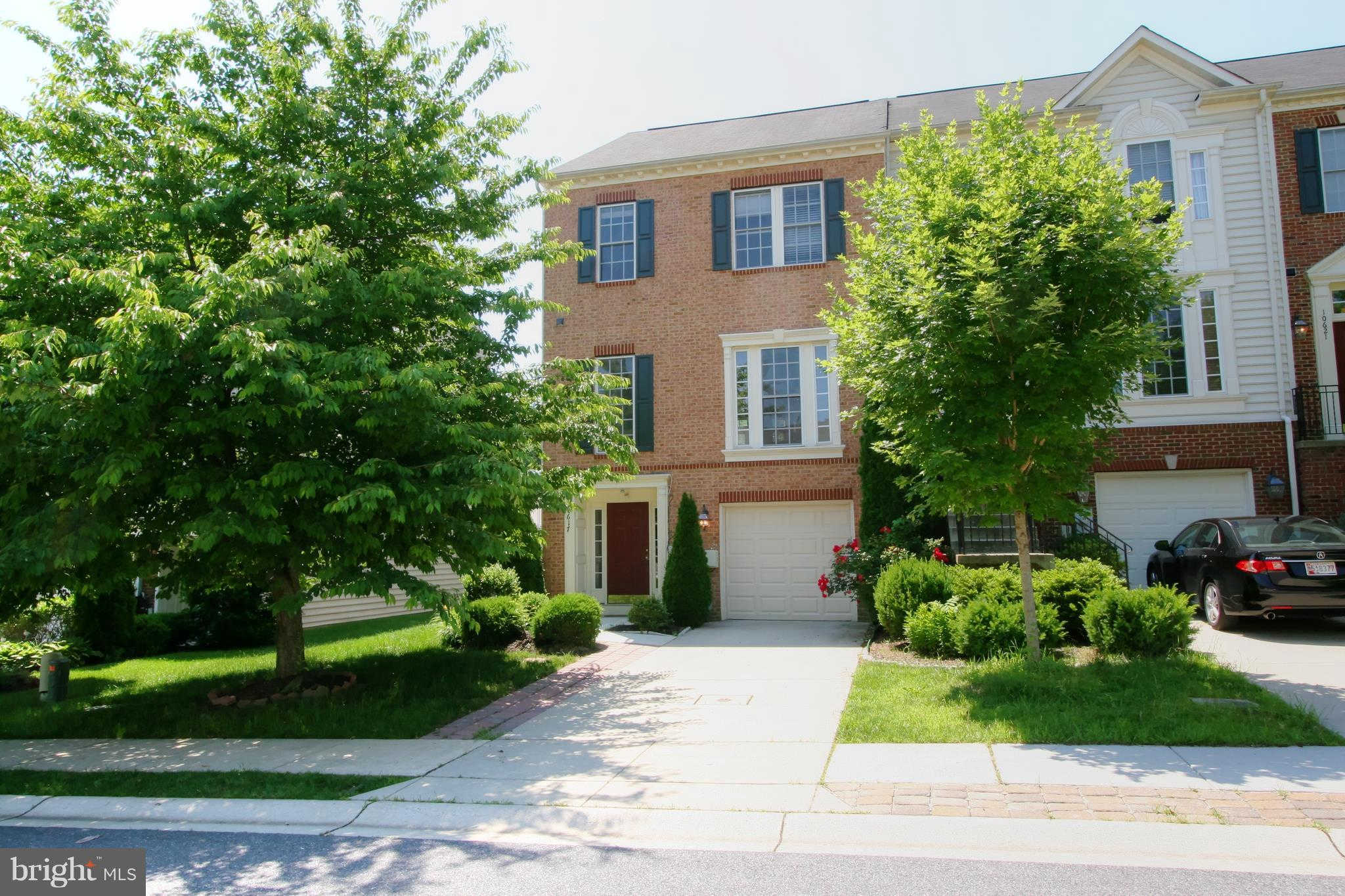 10617 HILLINGDON RD WOODSTOCK, MD 21163 is now new to the market!