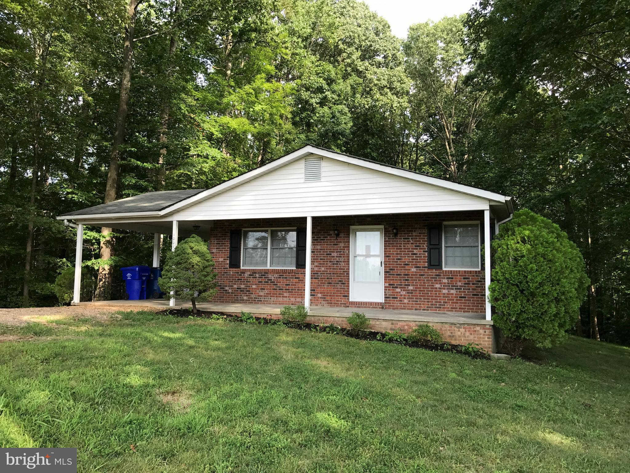 Another Property Rented - 10070 Old Sycamore Road, Charlotte Hall, MD 20622