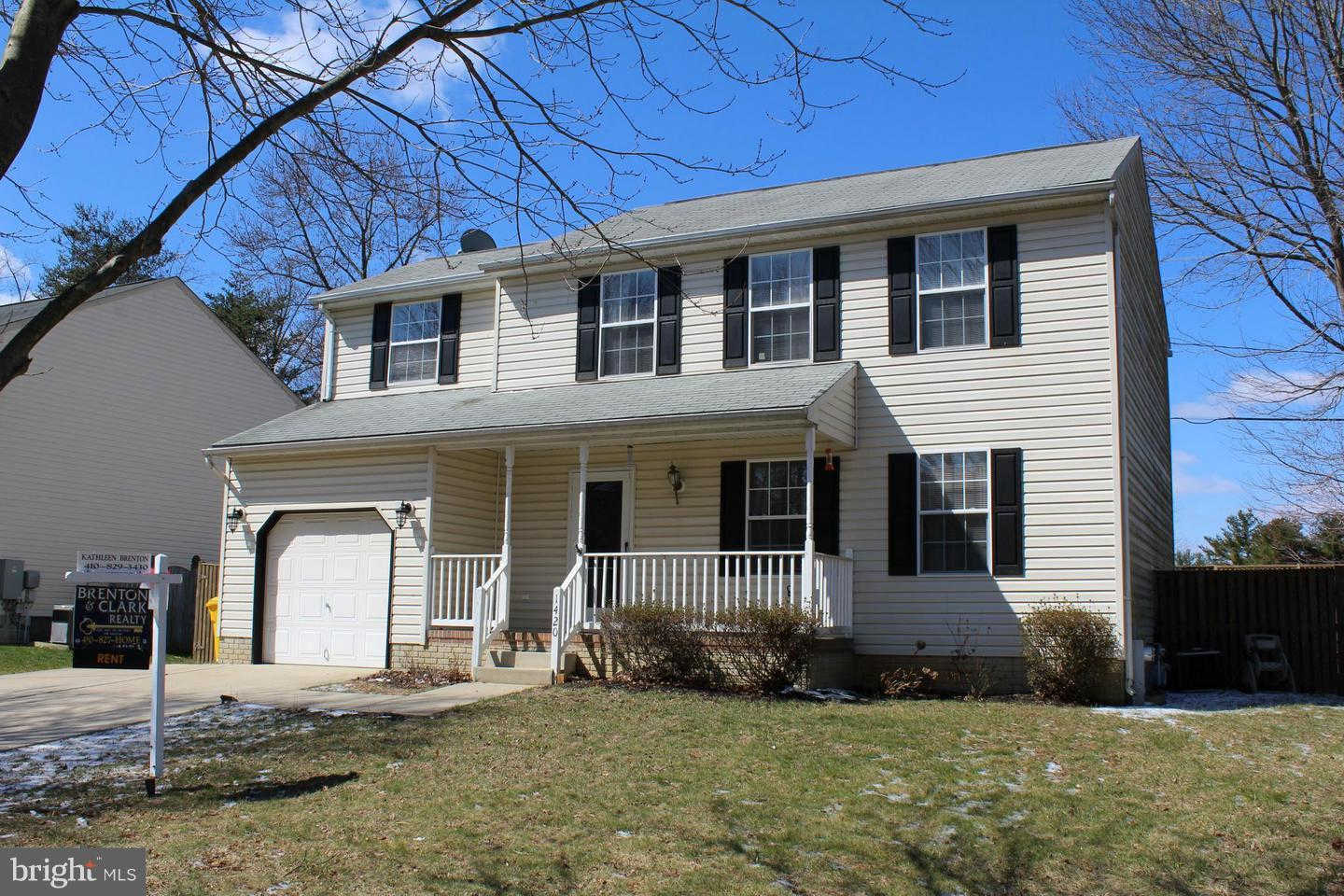 Another Property Rented - 1420 Lehman Court, Annapolis, MD 21409