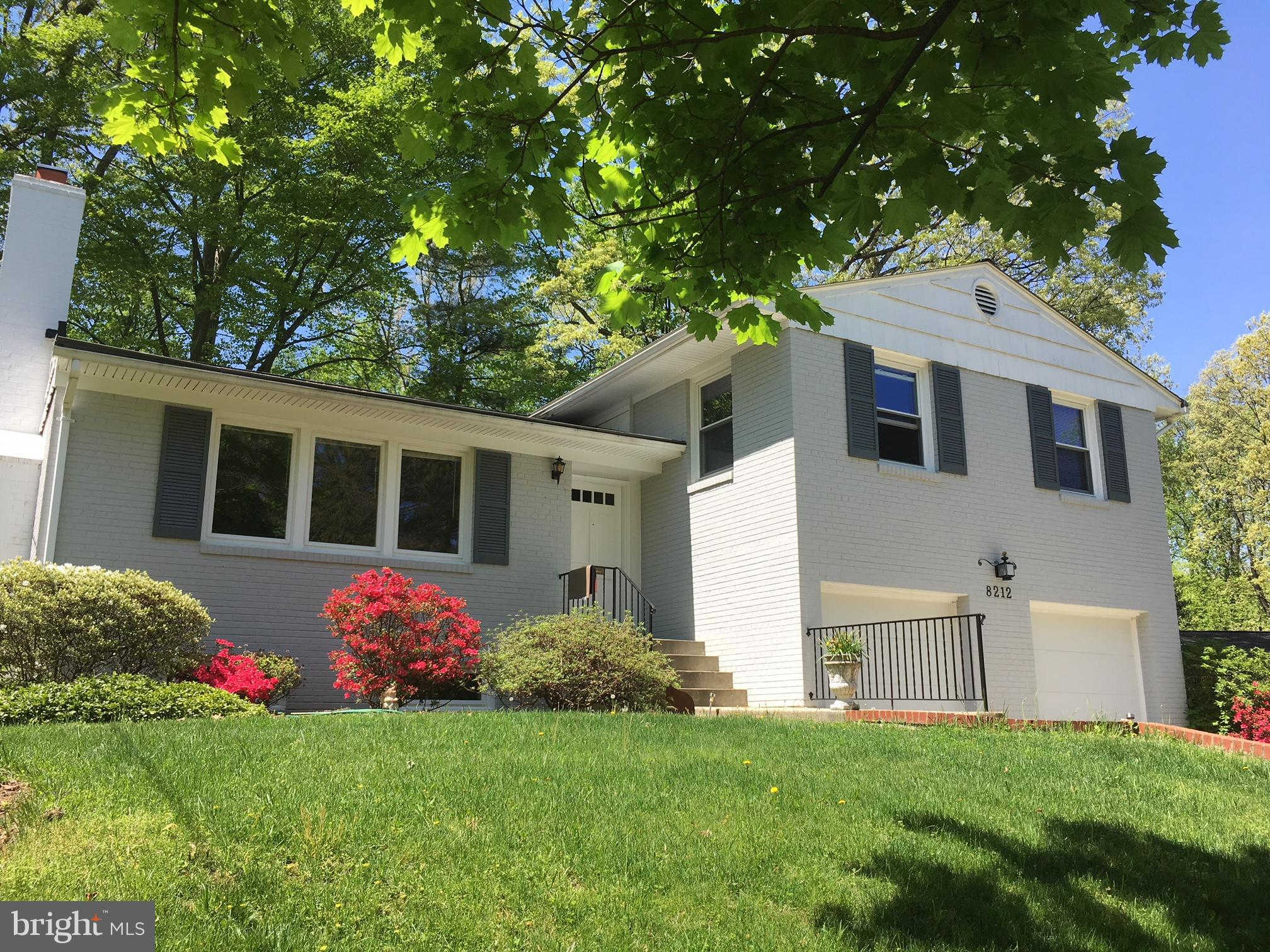 Another Property Rented - 8212 Hawthorne Road, Bethesda, MD 20817